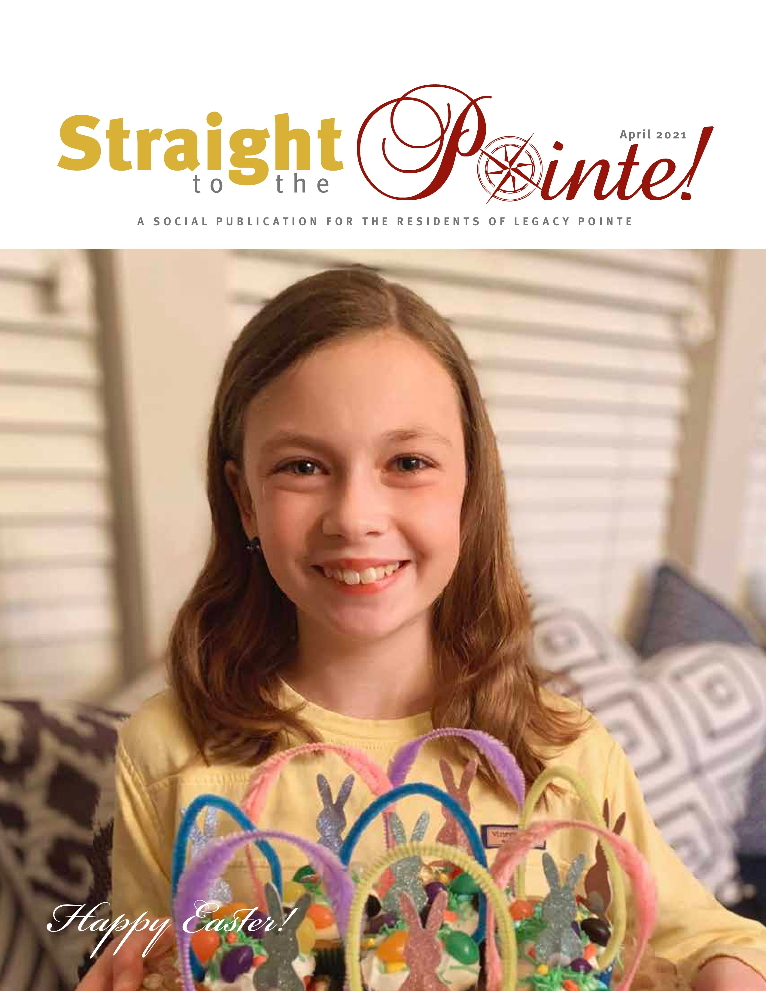 Straight to the Pointe 2021-04-01