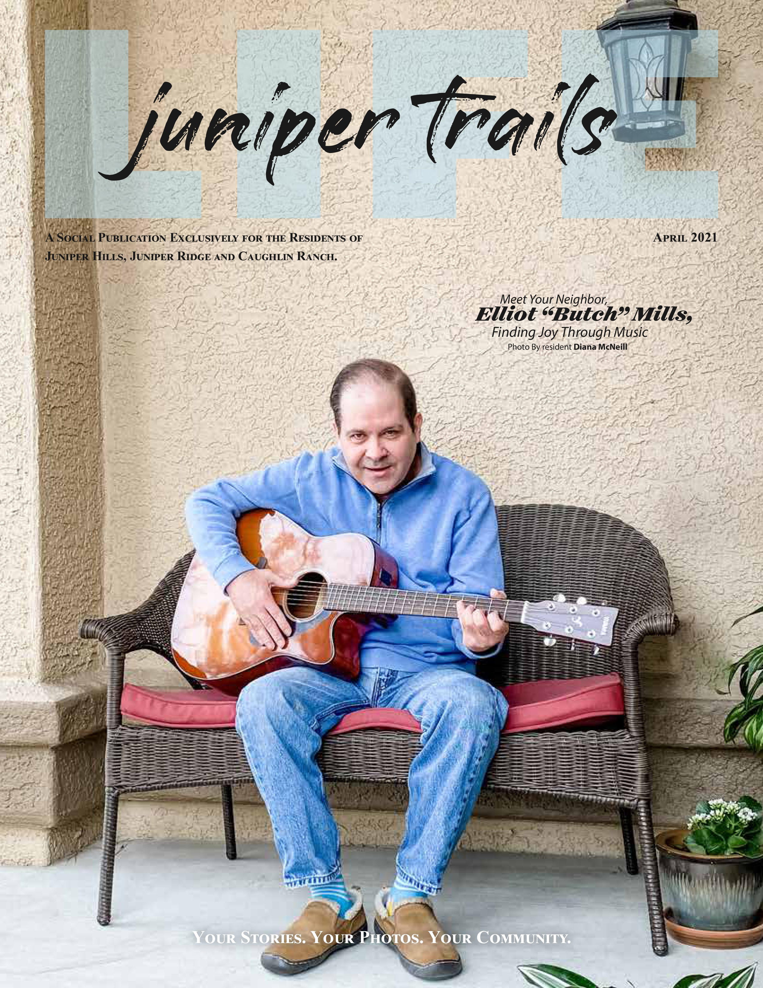 Juniper Trails 2021-04-01