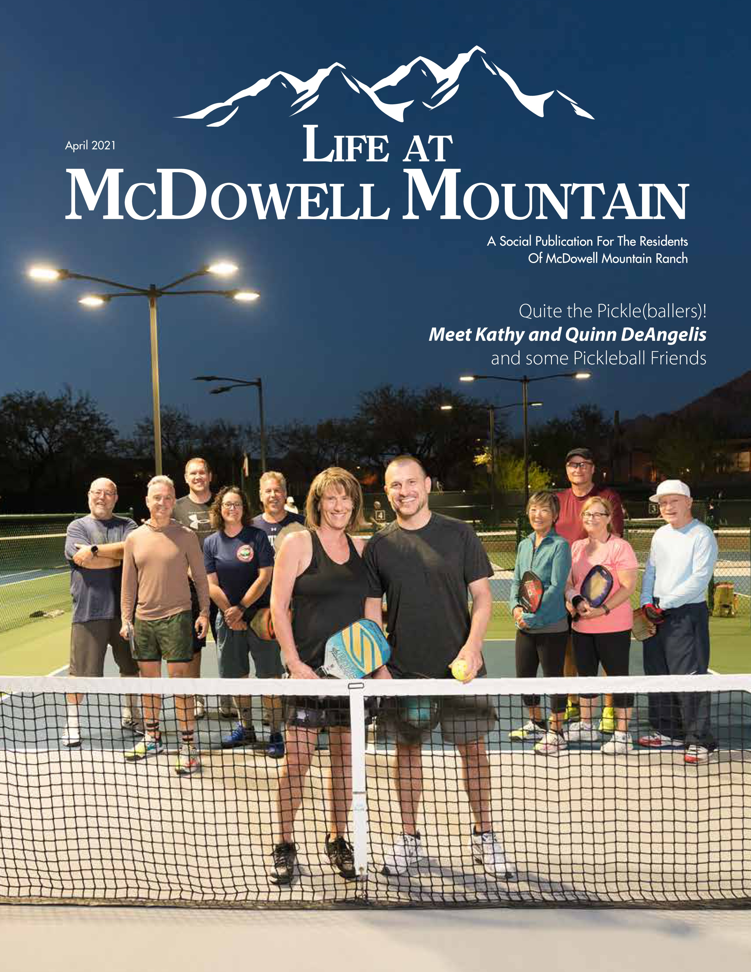 Life at McDowell Mountain 2021-04-01