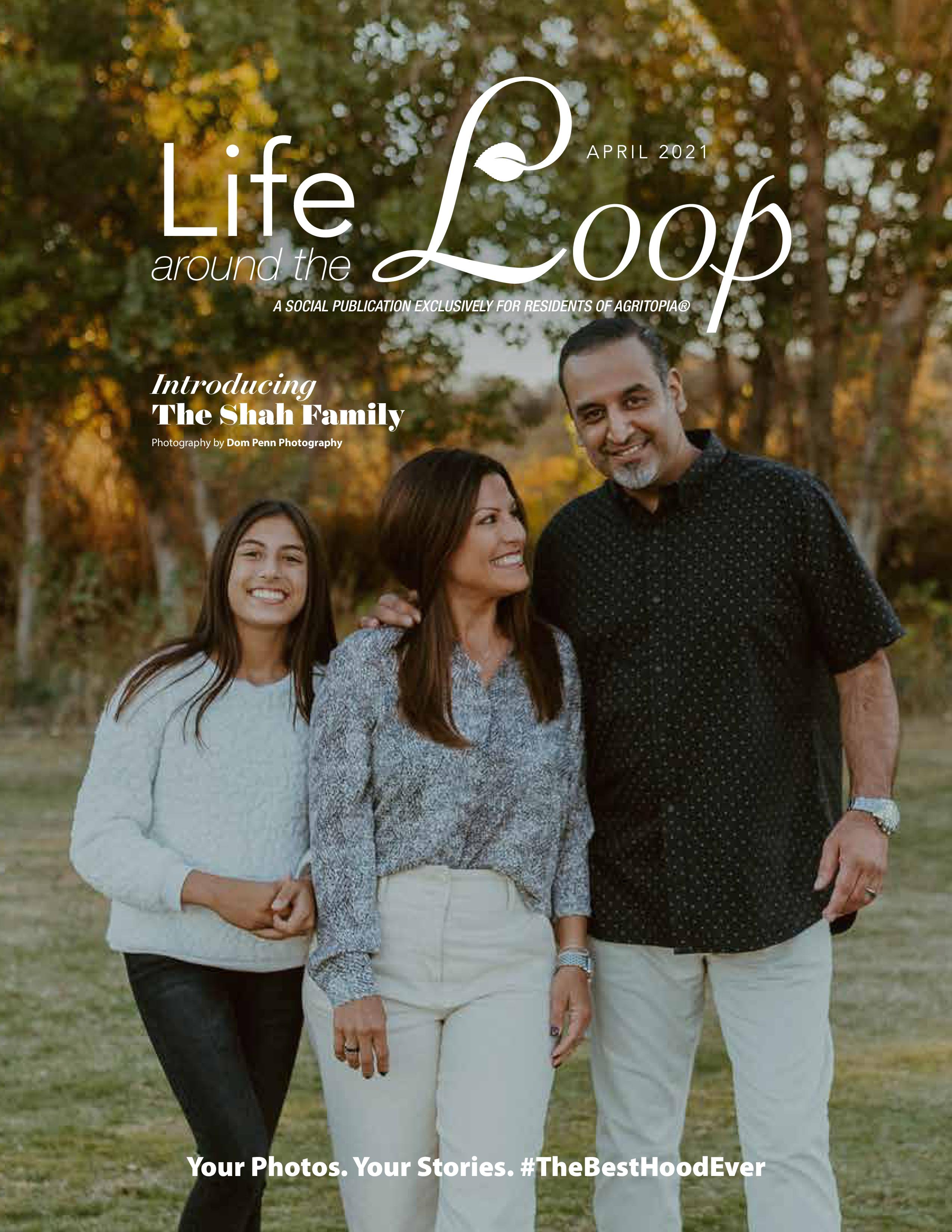 Life Around the Loop 2021-04-01