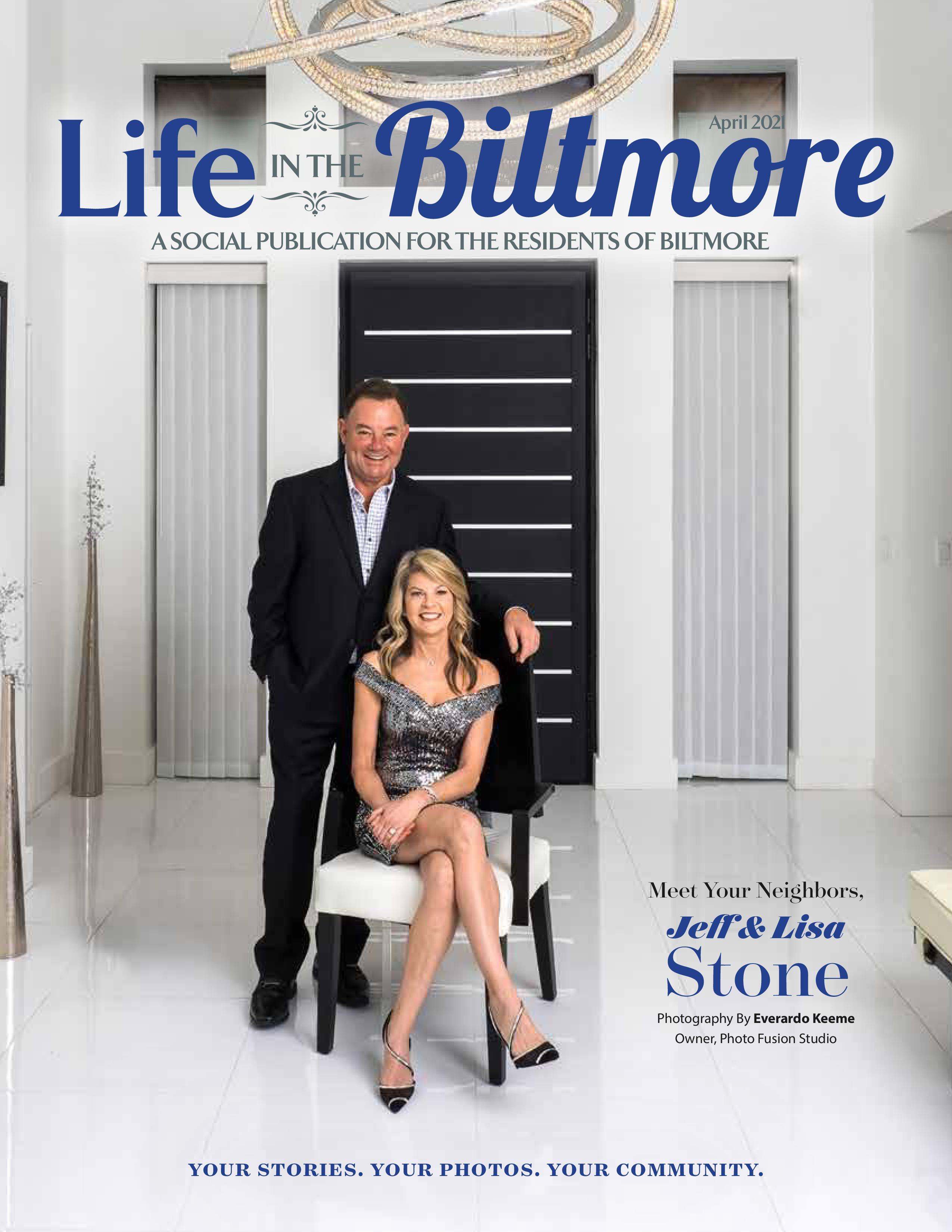 Life in the Biltmore 2021-04-01