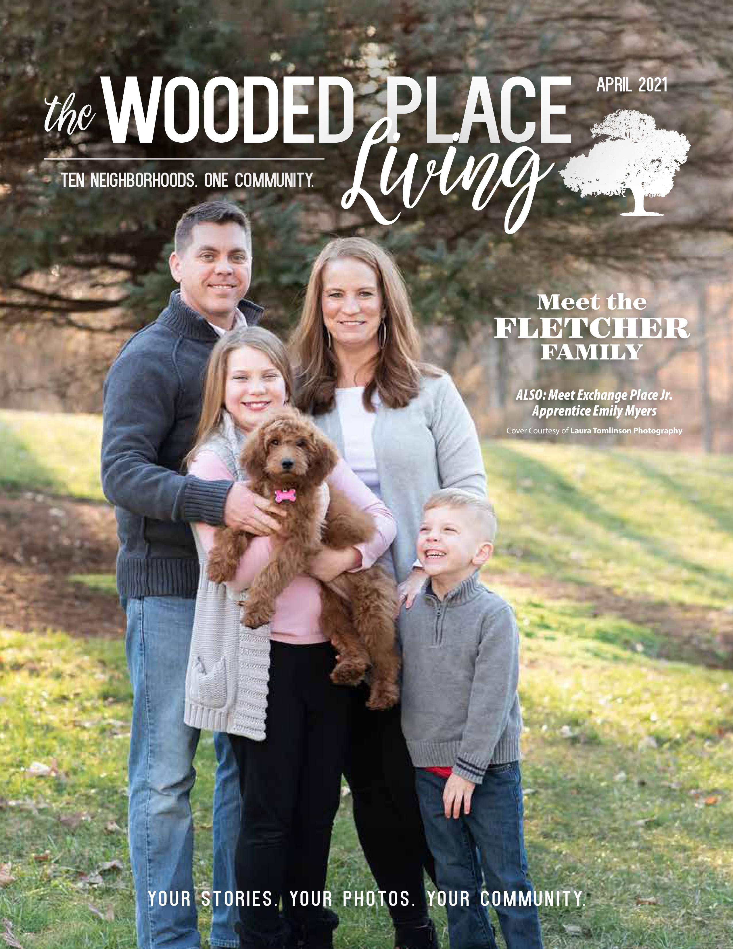 The Wooded Place Living 2021-04-01