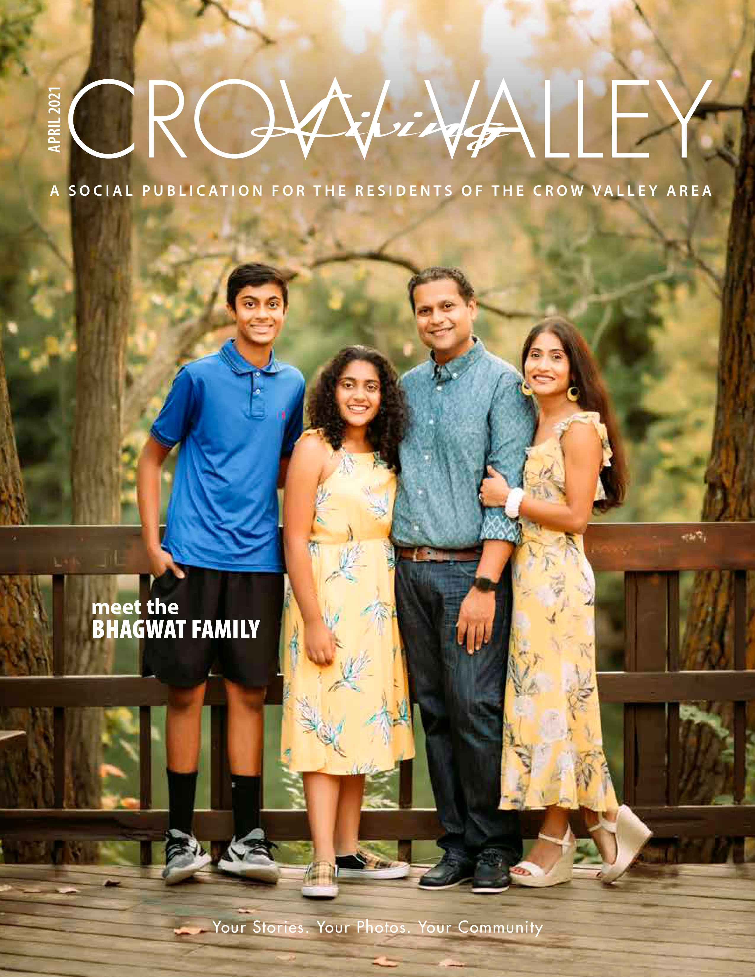 Crow Valley Living 2021-04-01