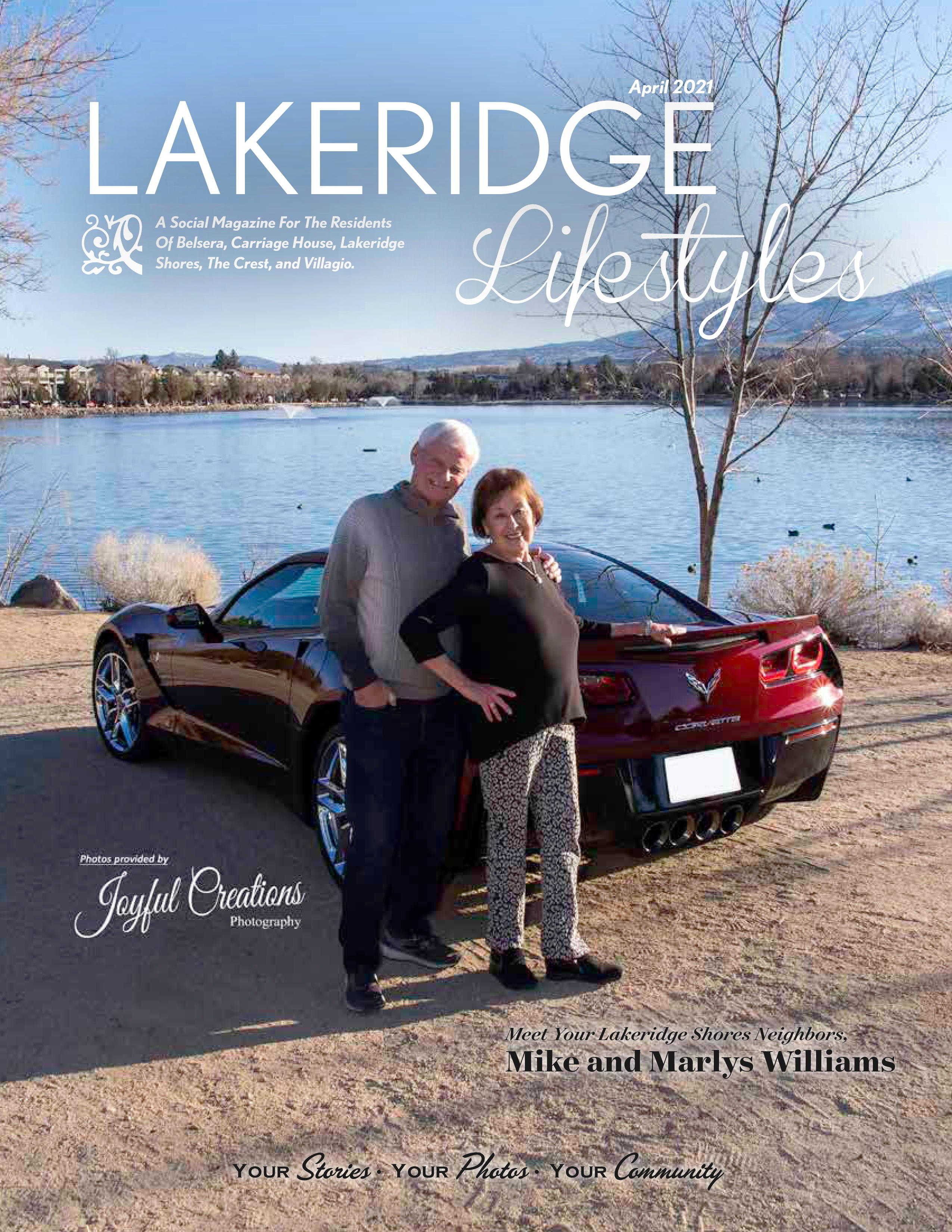 Lakeridge Lifestyles 2021-04-01