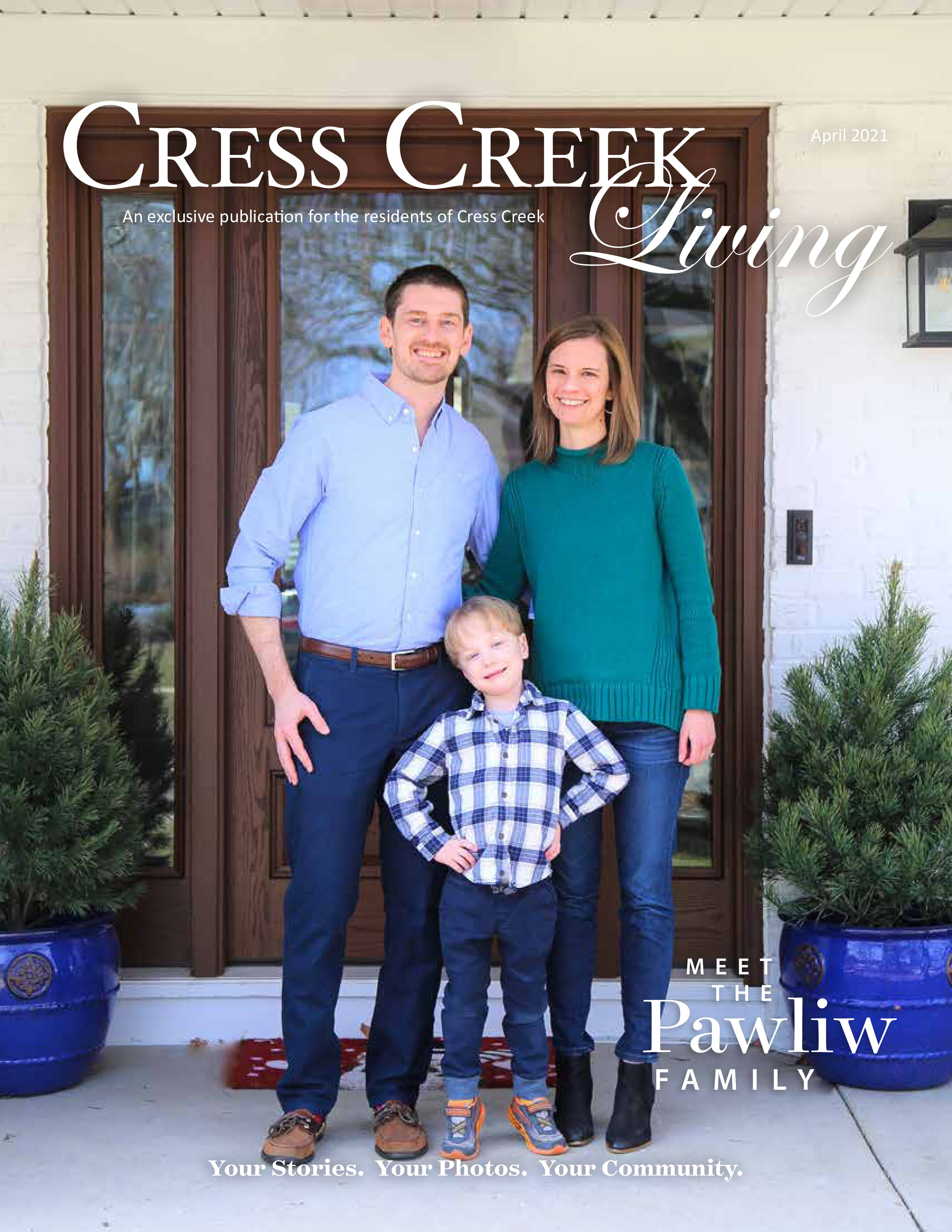Cress Creek Living 2021-04-01