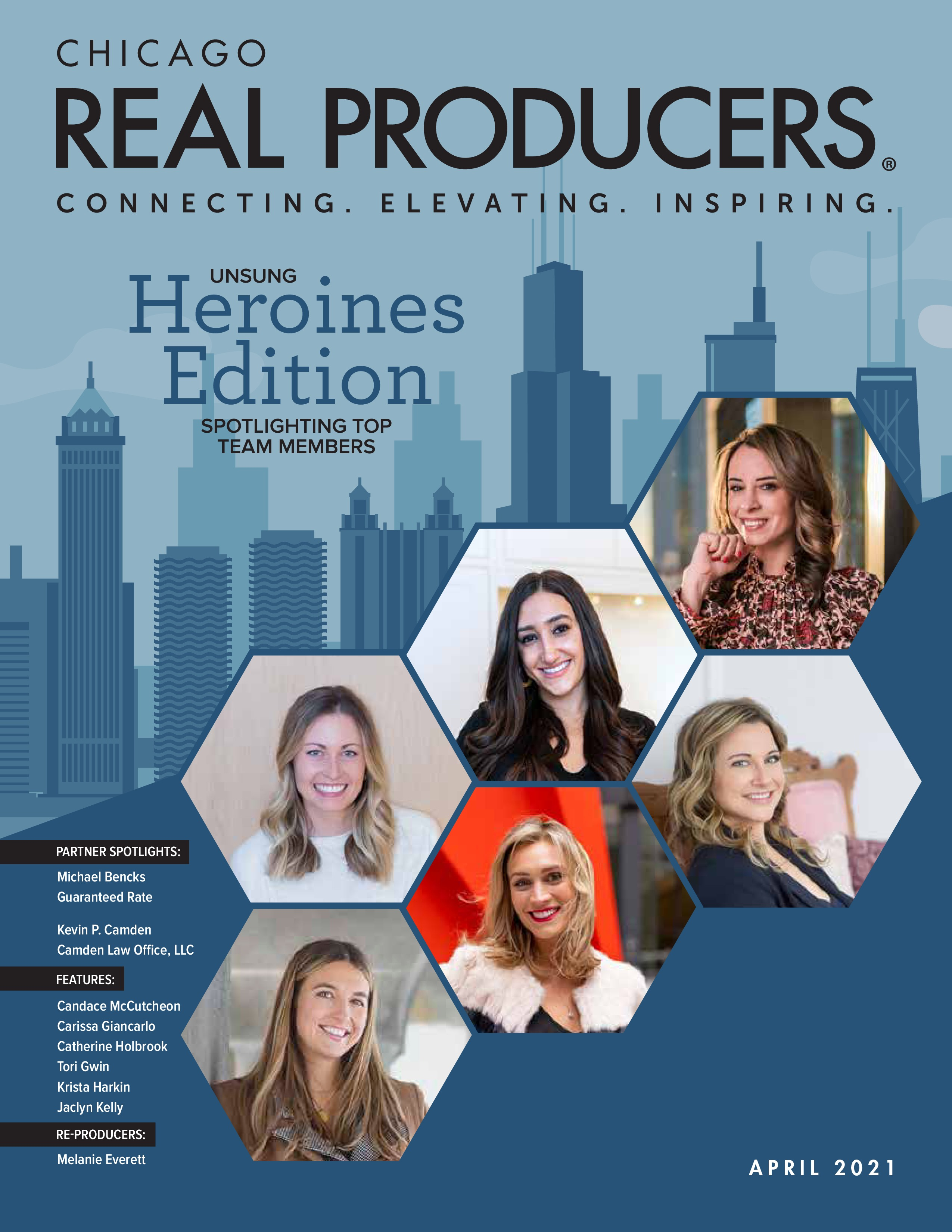 Chicago Real Producers 2021-04-01