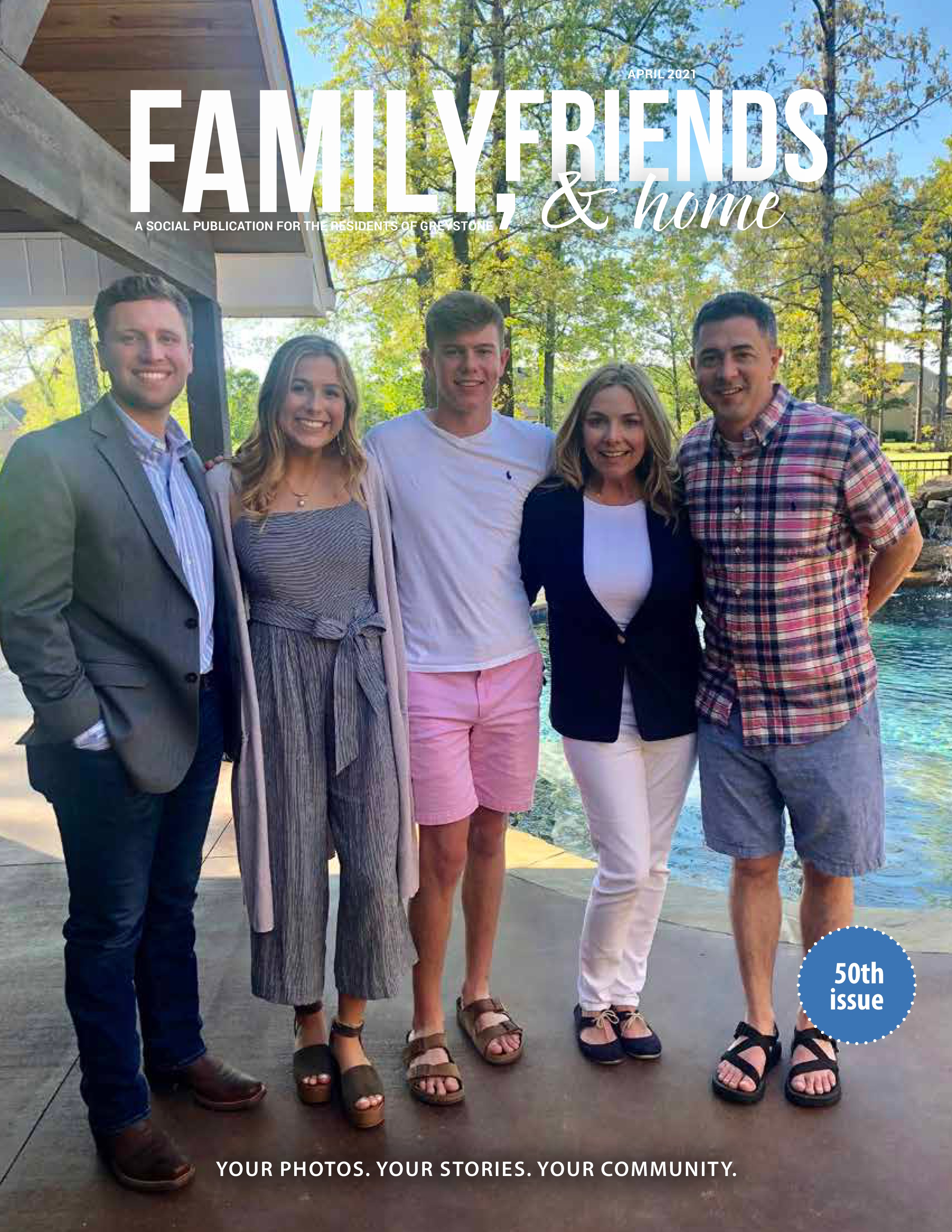 Family, Friends & Home 2021-04-01