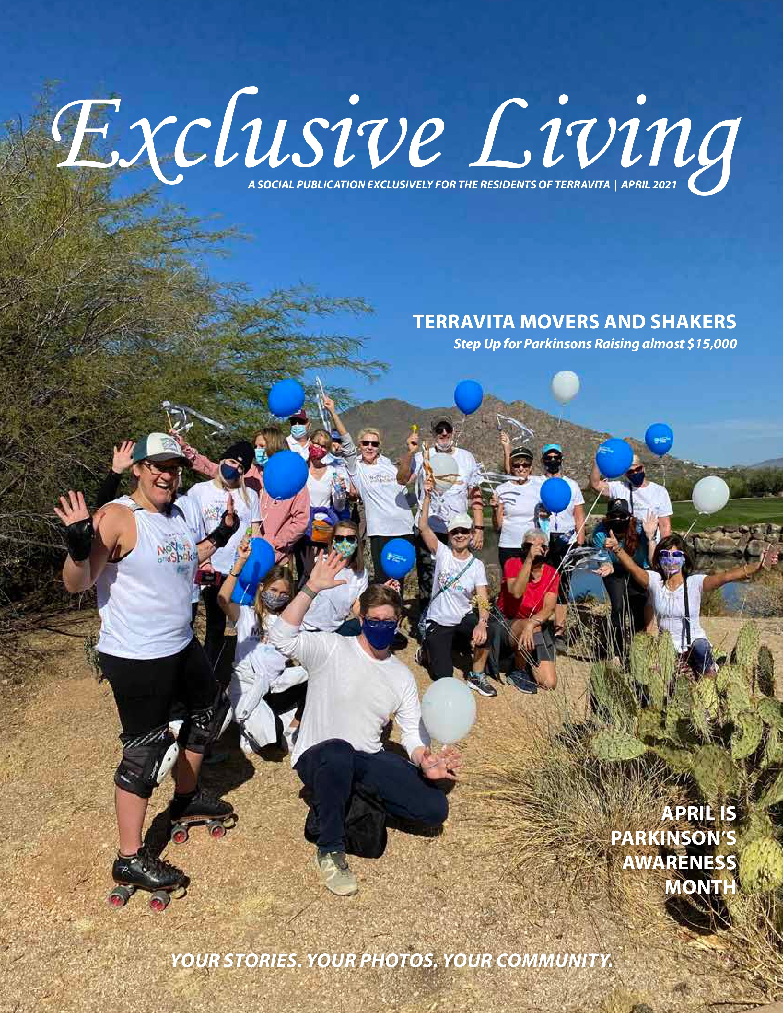 Exclusive Living 2021-04-01