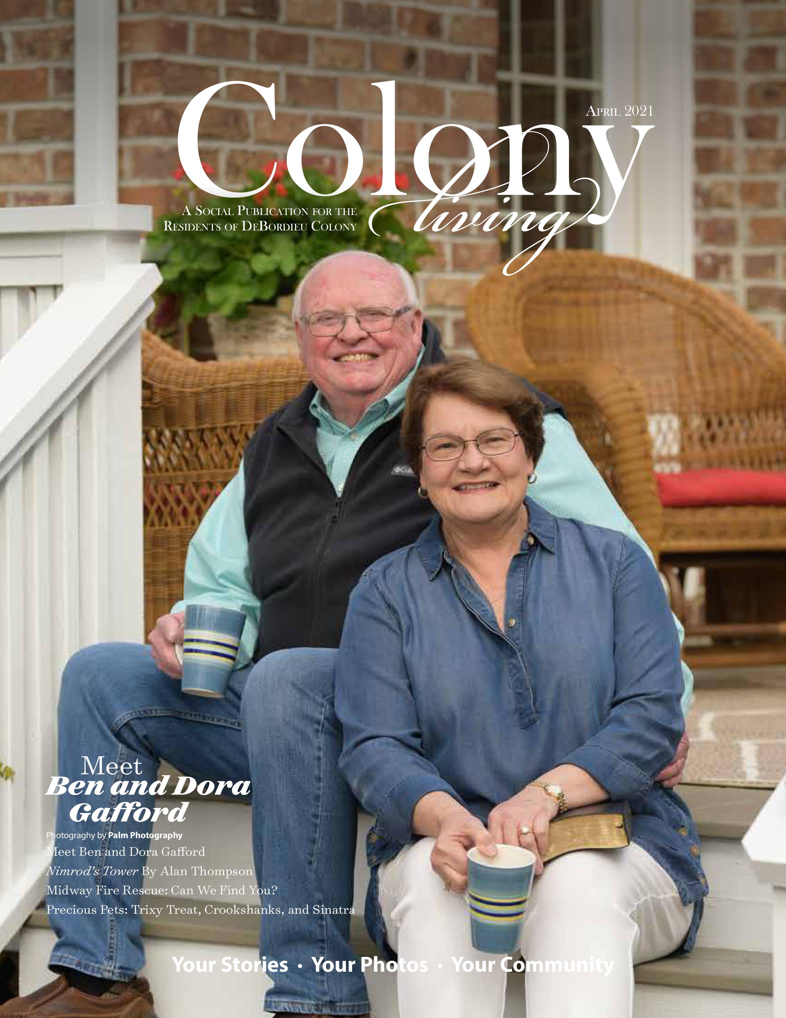Colony Living 2021-04-01