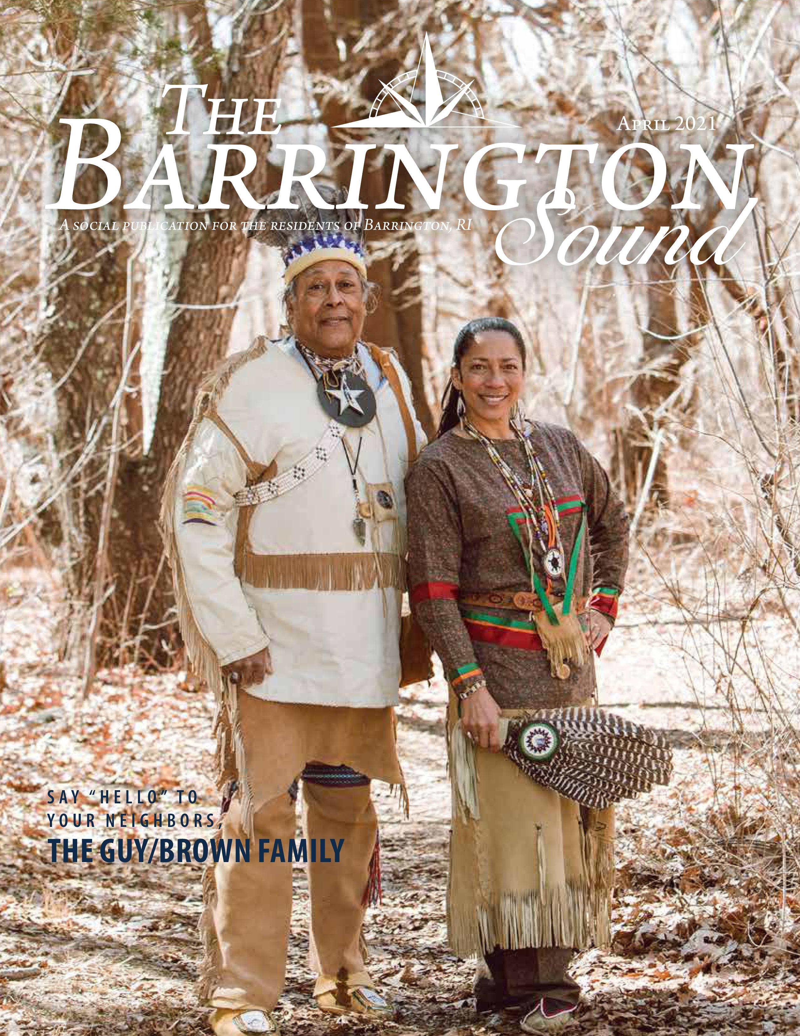 The Barrington Sound 2021-04-01