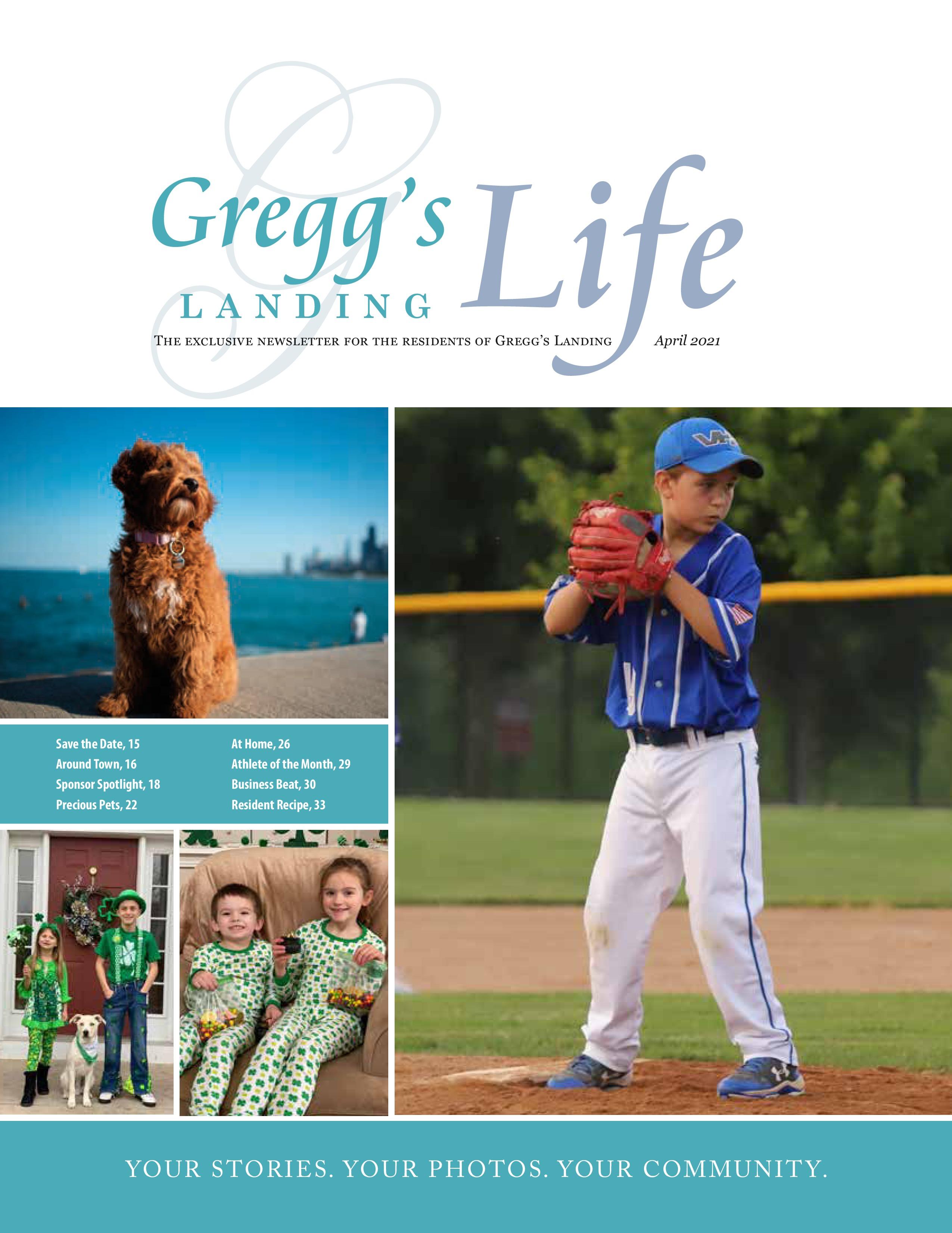 Gregg's Landing Life 2021-04-01