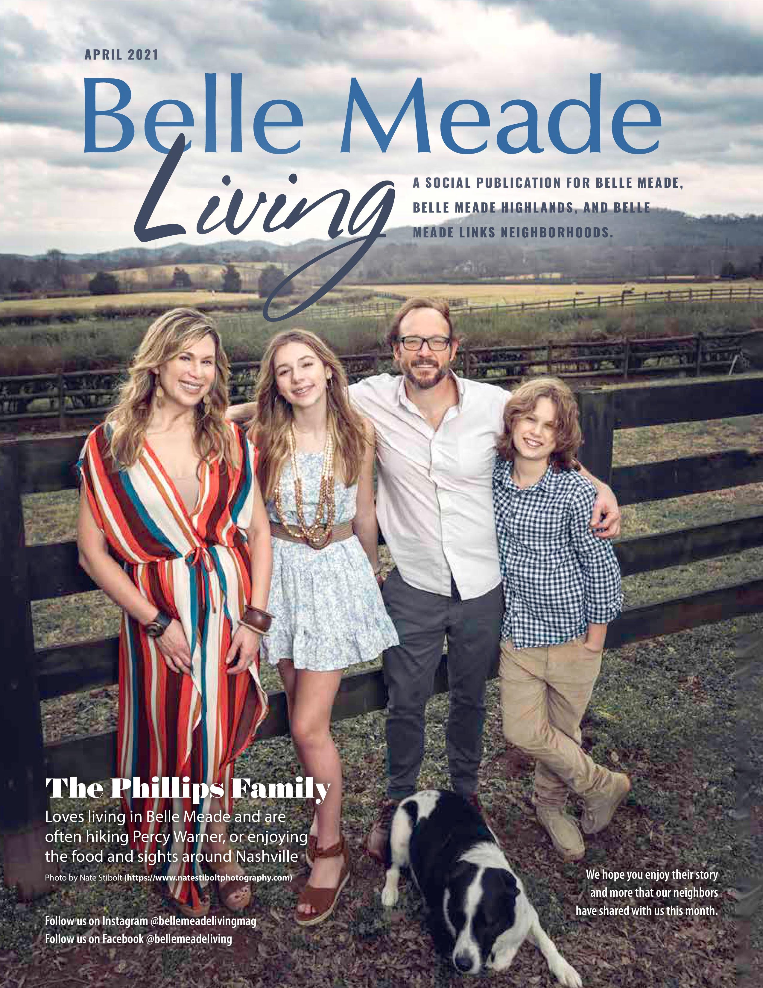 Belle Meade Living 2021-04-01