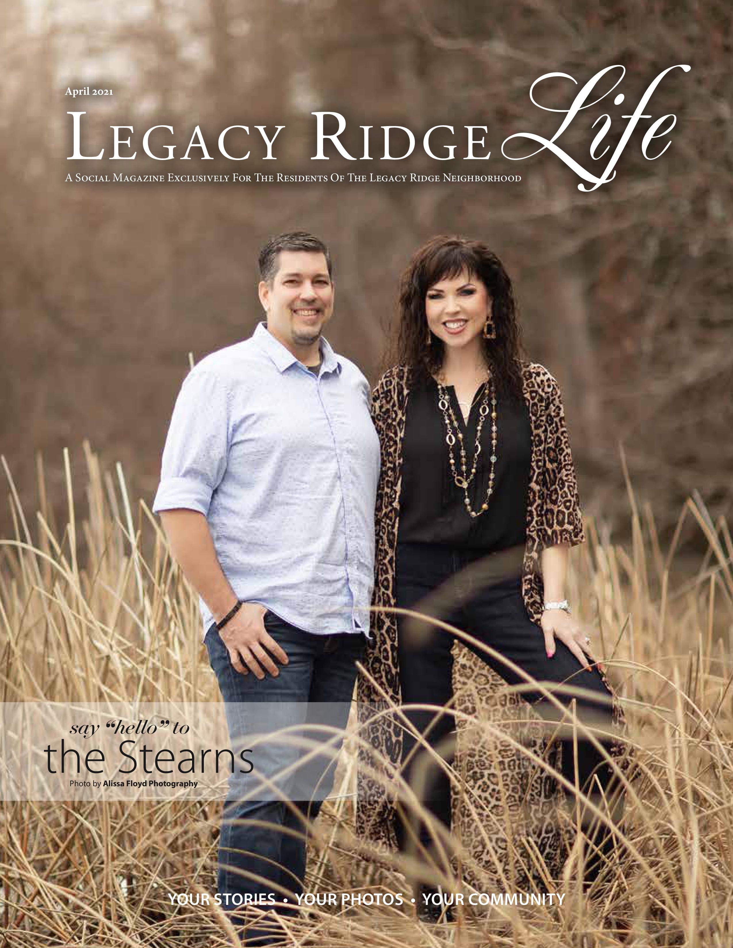 Legacy Ridge Life 2021-04-01