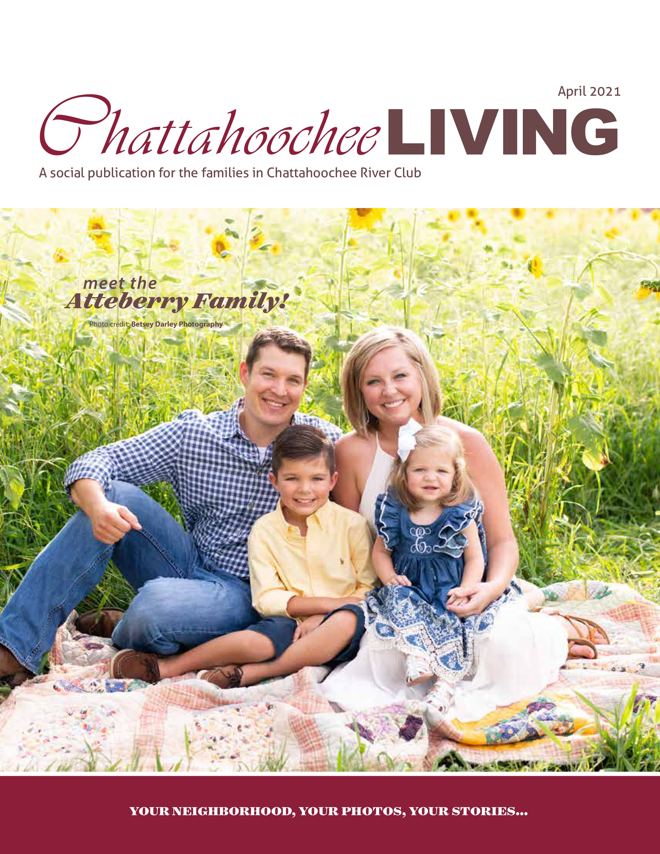 Chattahoochee Living 2021-04-01