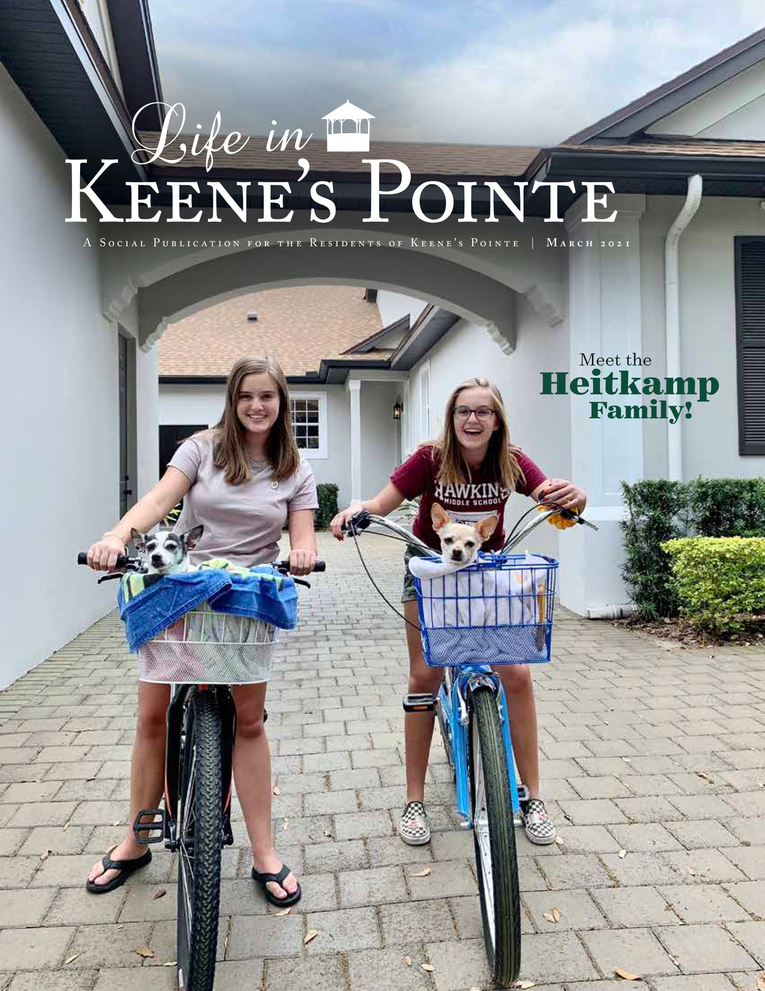 Life in Keene's Pointe 2021-03-01