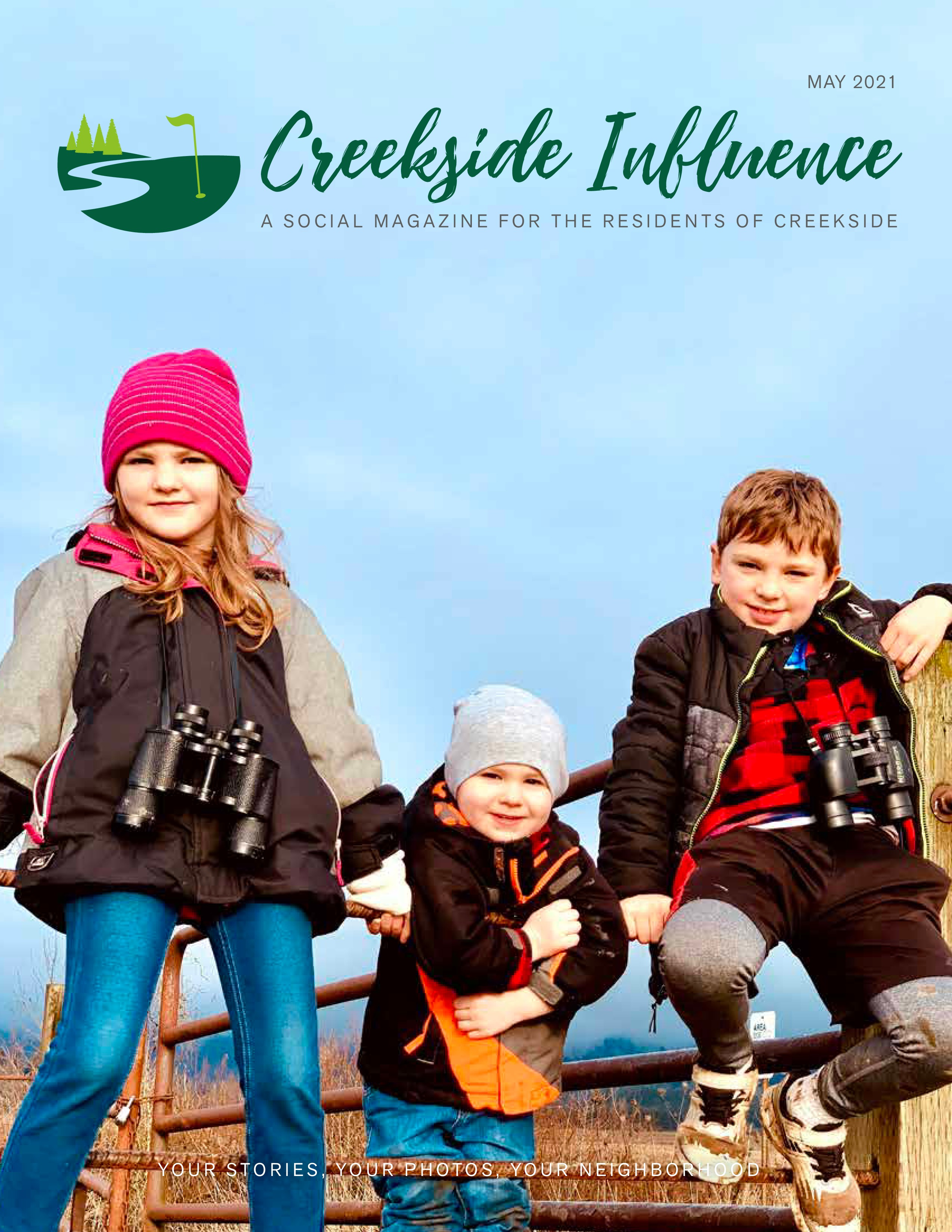 Creekside Influence 2021-05-01