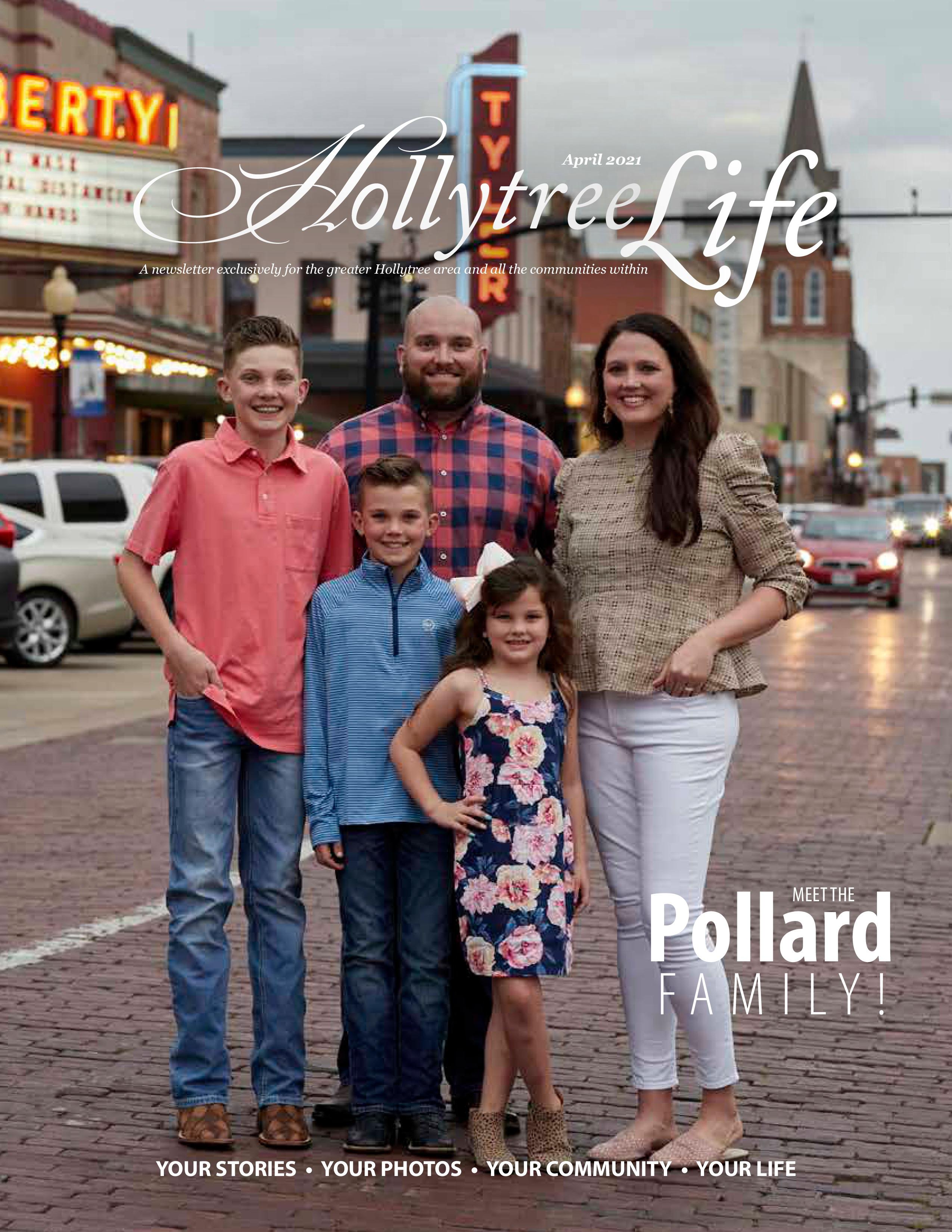 Hollytree Life 2021-04-01