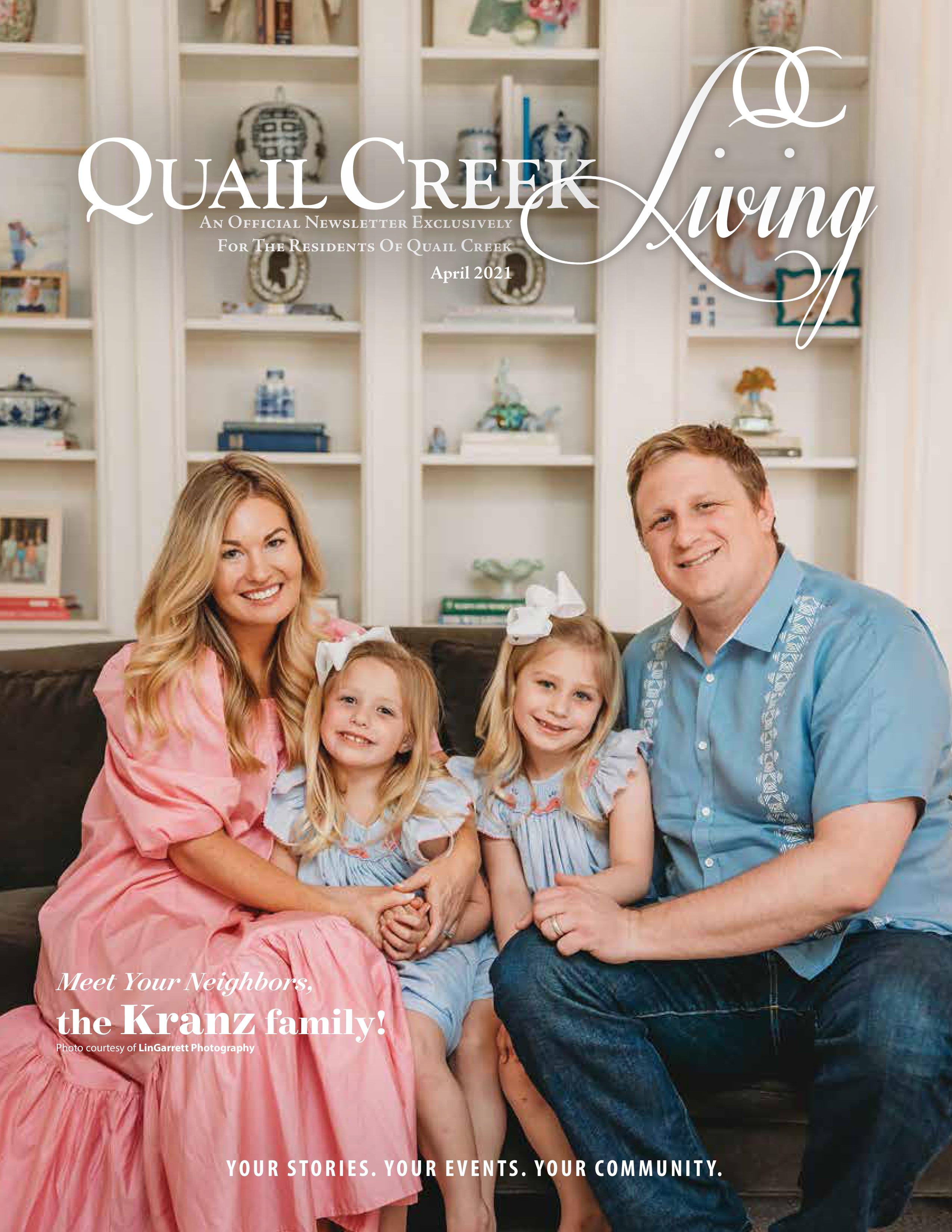 Quail Creek Living 2021-04-01