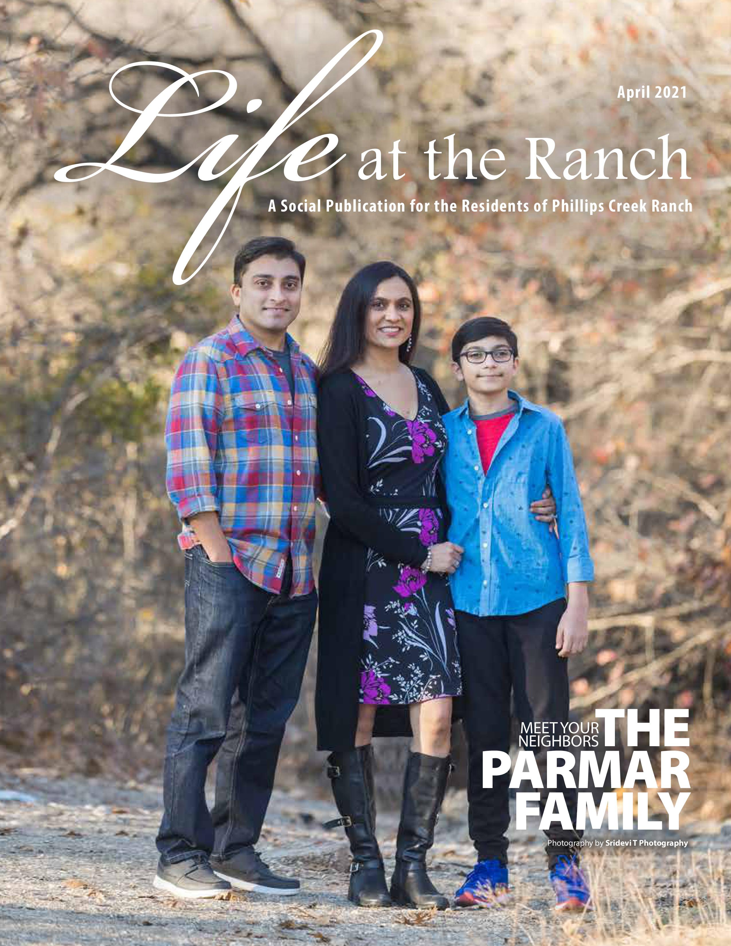 Life at the Ranch 2021-04-01