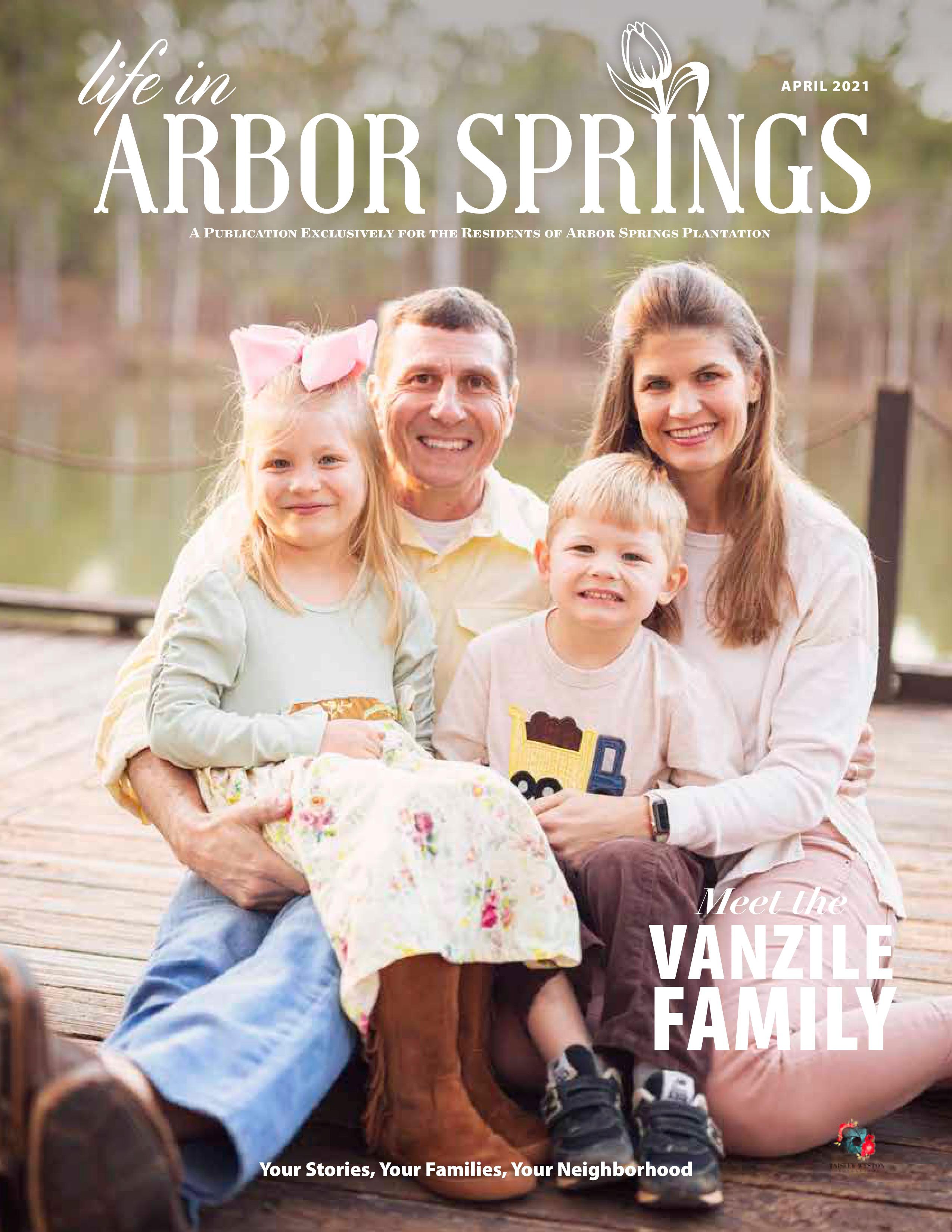 Life in Arbor Springs 2021-04-01