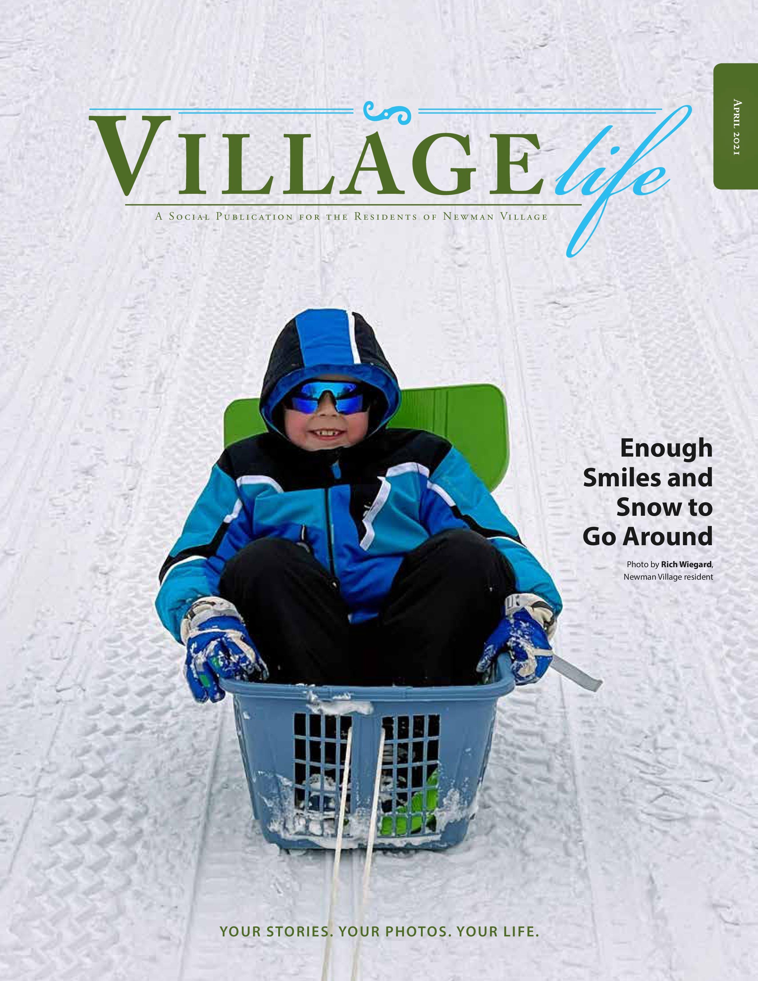 Village Life 2021-04-01