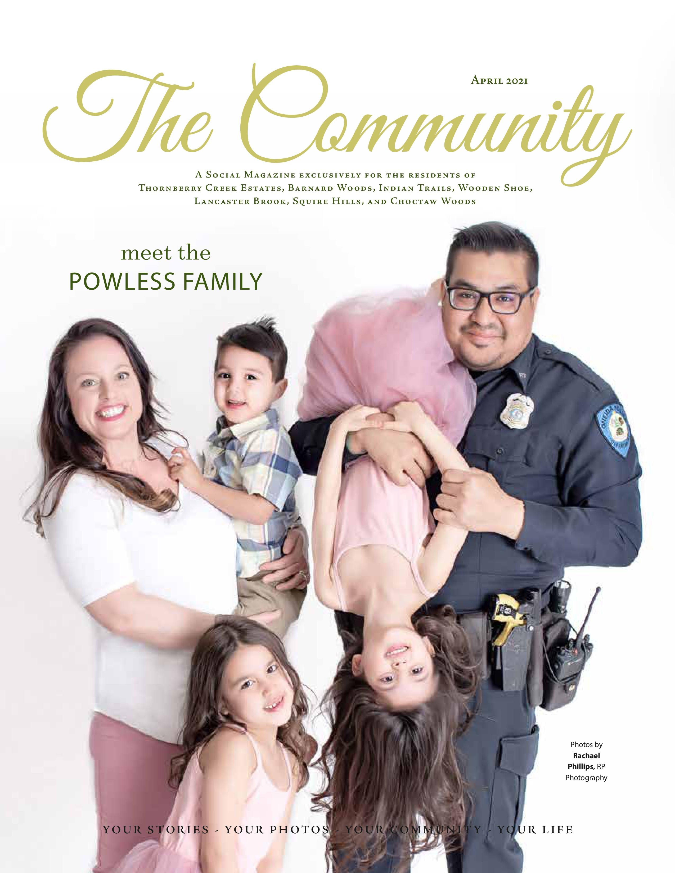 The Community 2021-04-01