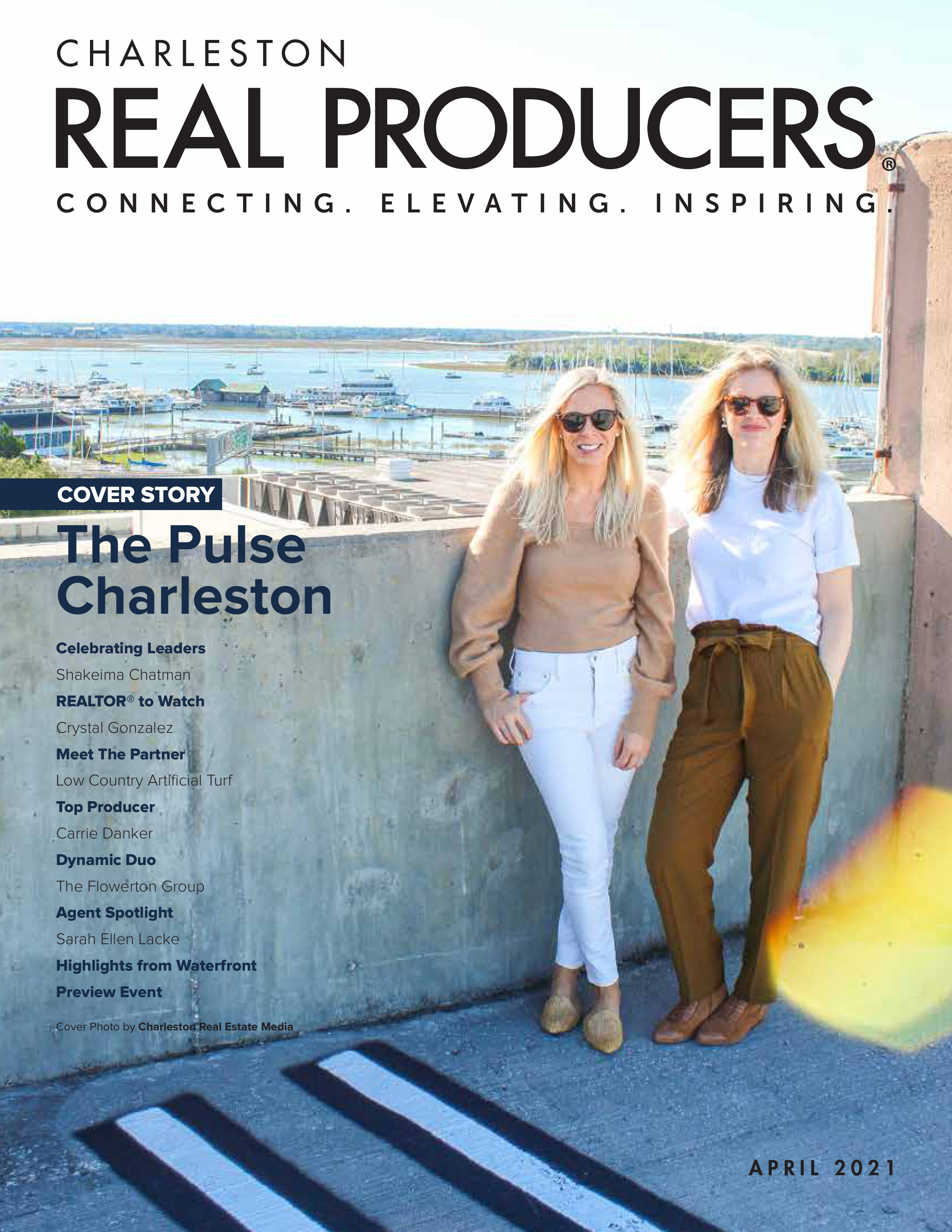 Charleston Real Producers 2021-04-01