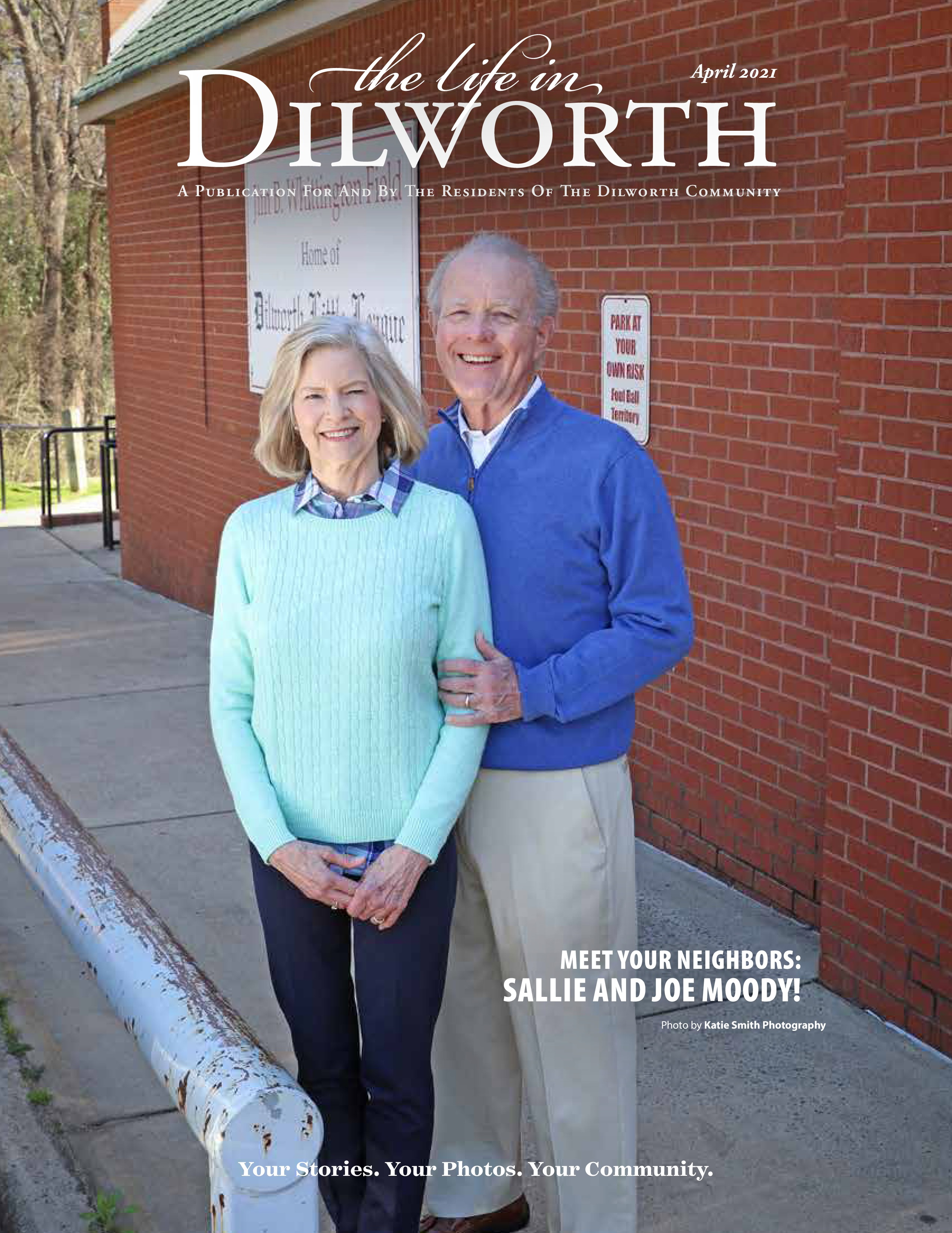 The Life in Dilworth 2021-04-01