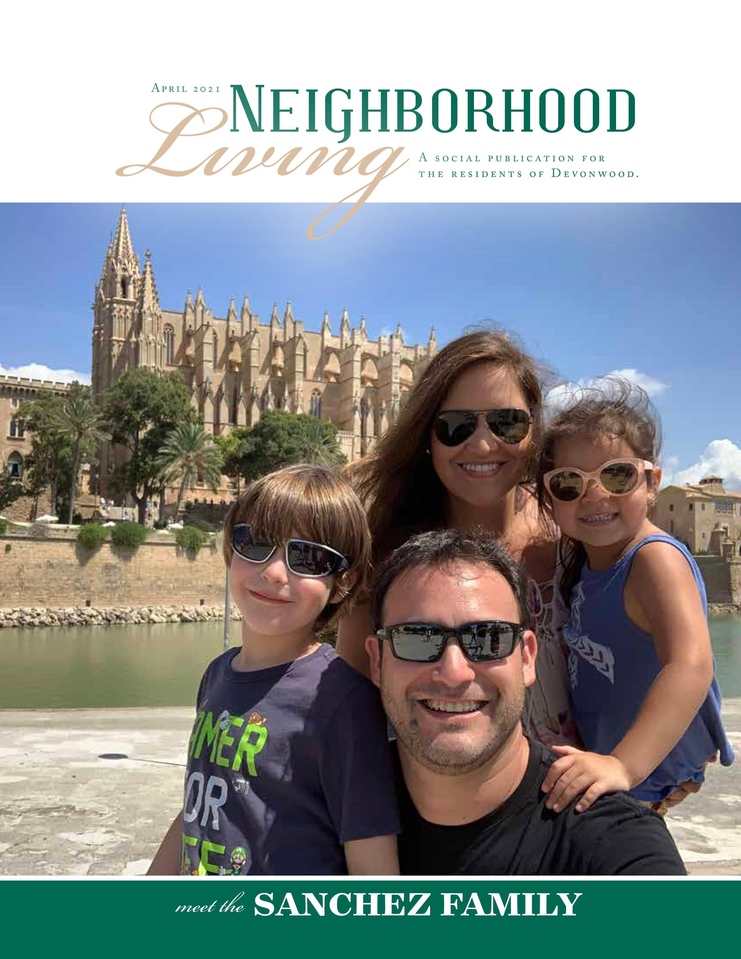Neighborhood Living 2021-04-01
