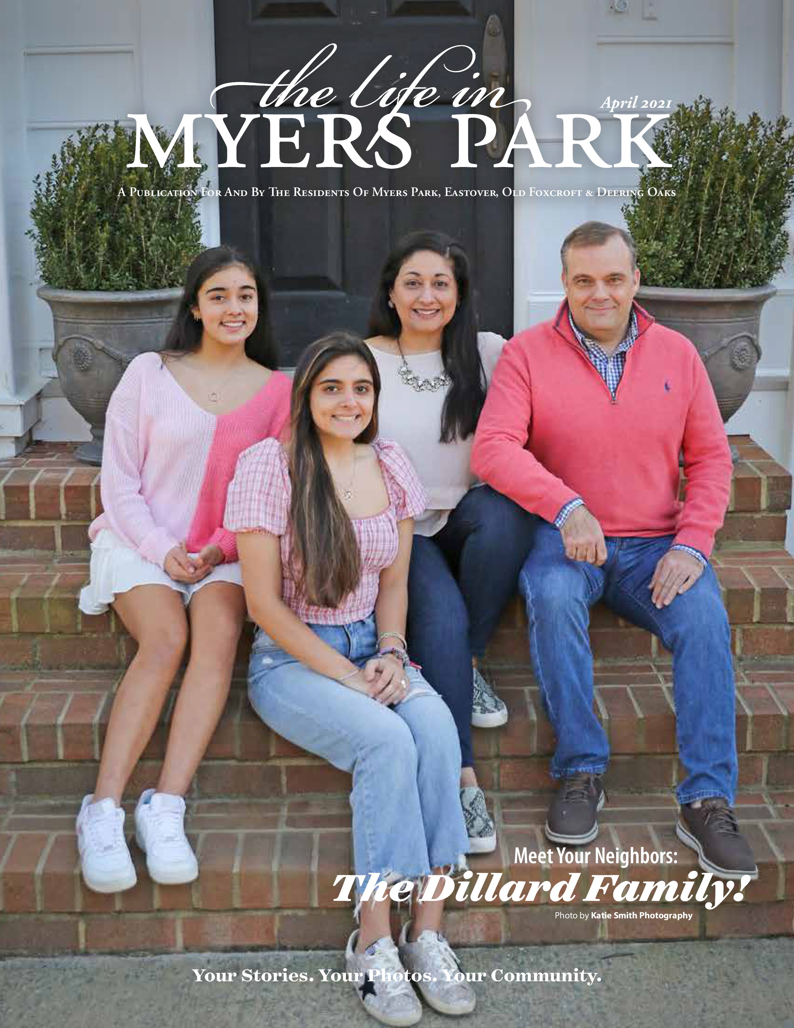The Life in Myers Park 2021-04-01