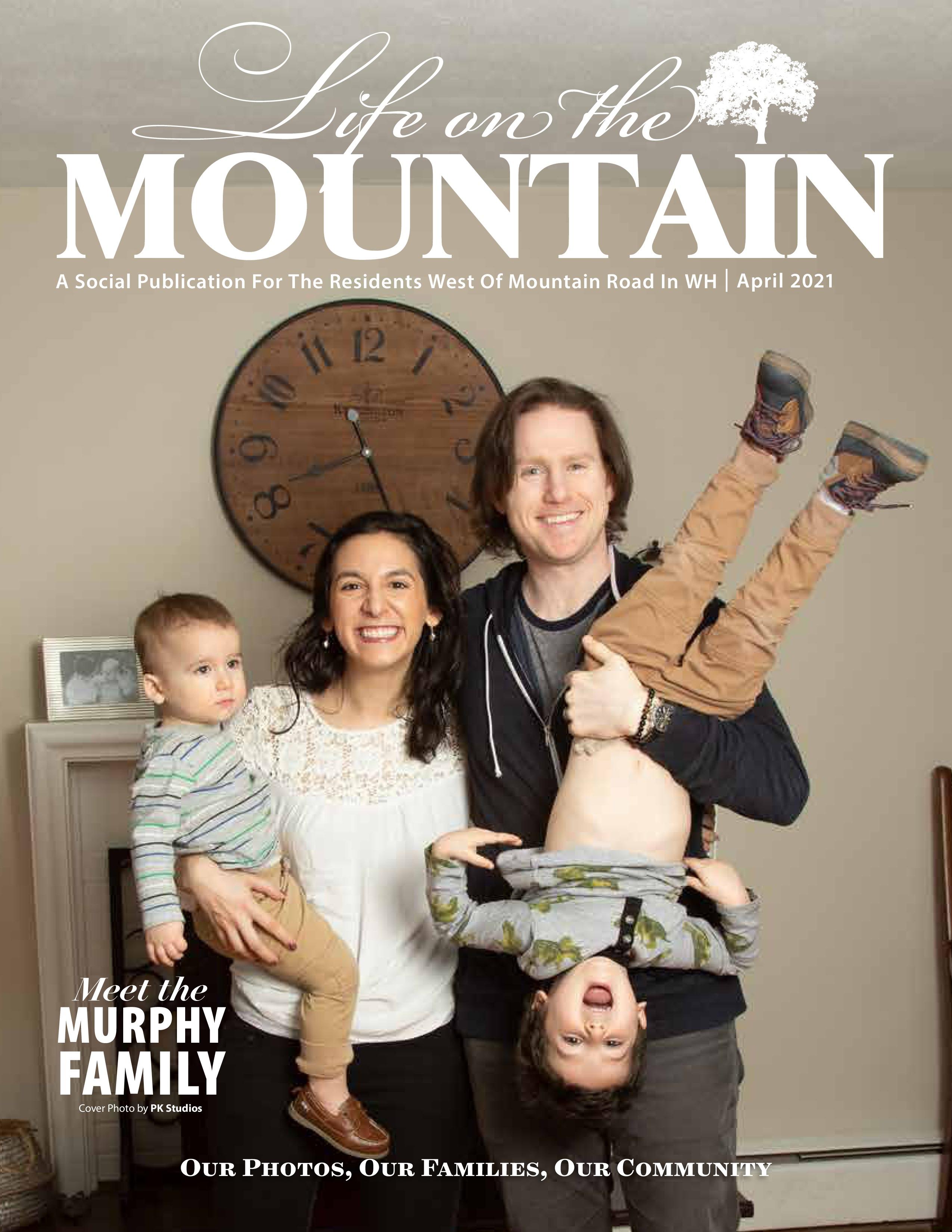 Life on the Mountain 2021-04-01
