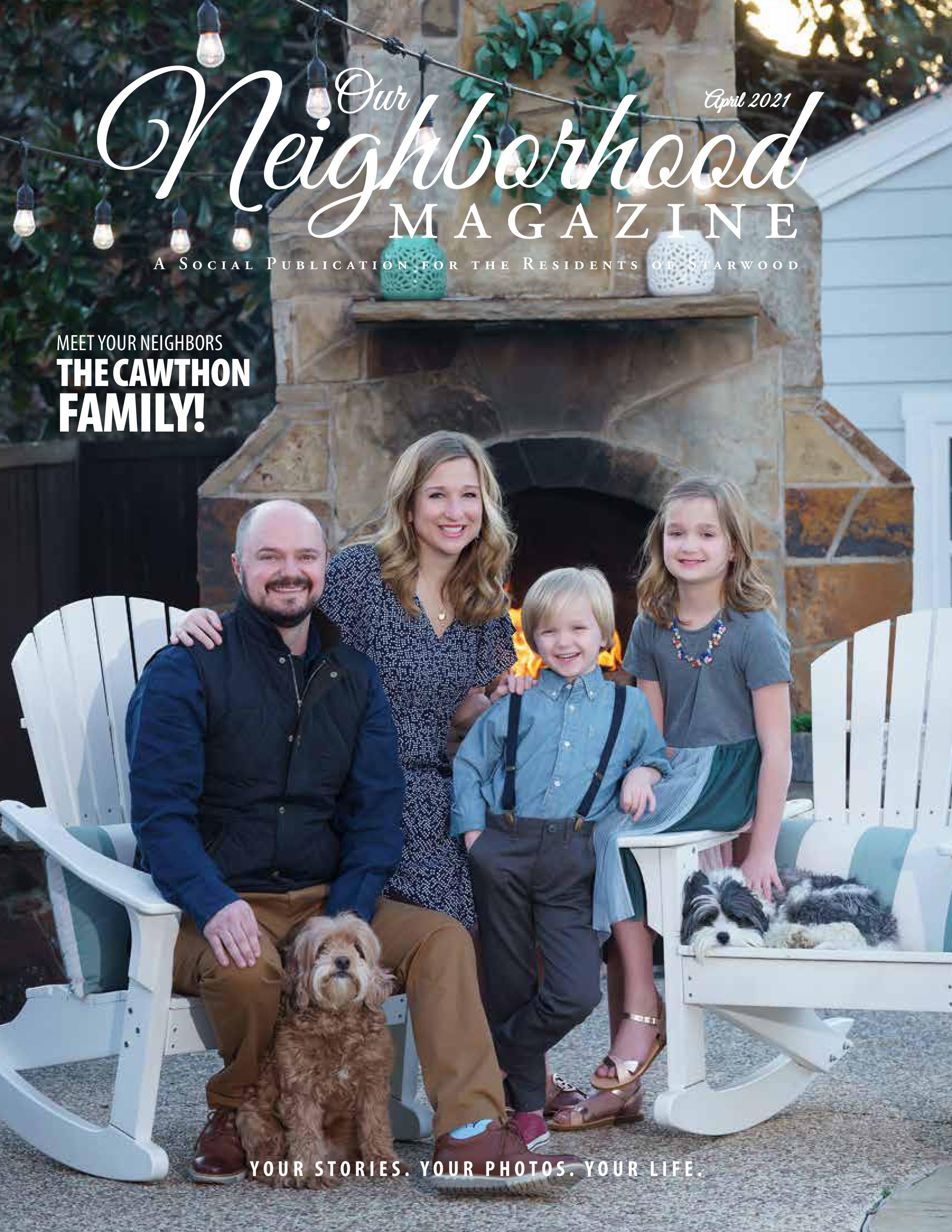 Our Neighborhood Magazine 2021-04-01