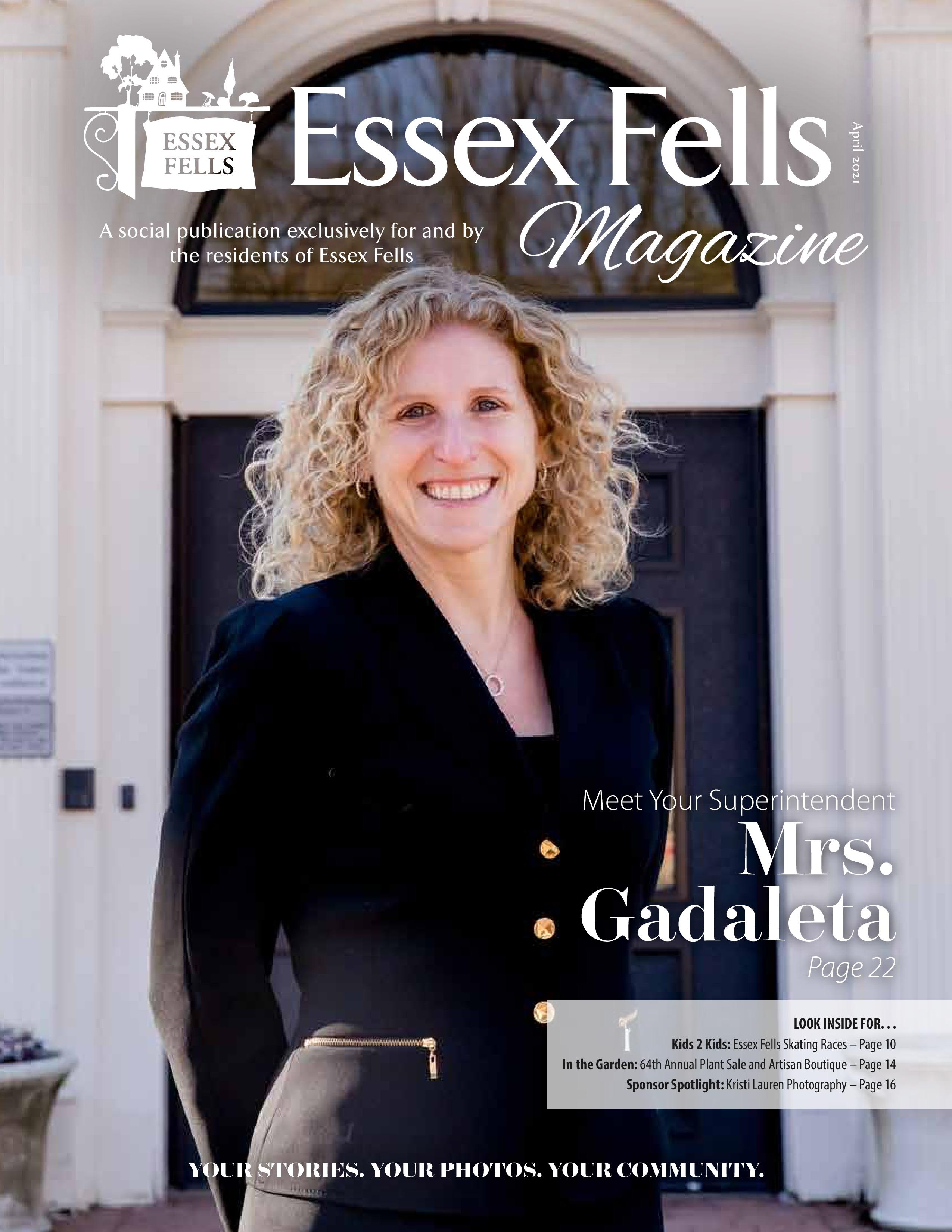 Essex Fells Magazine 2021-04-01