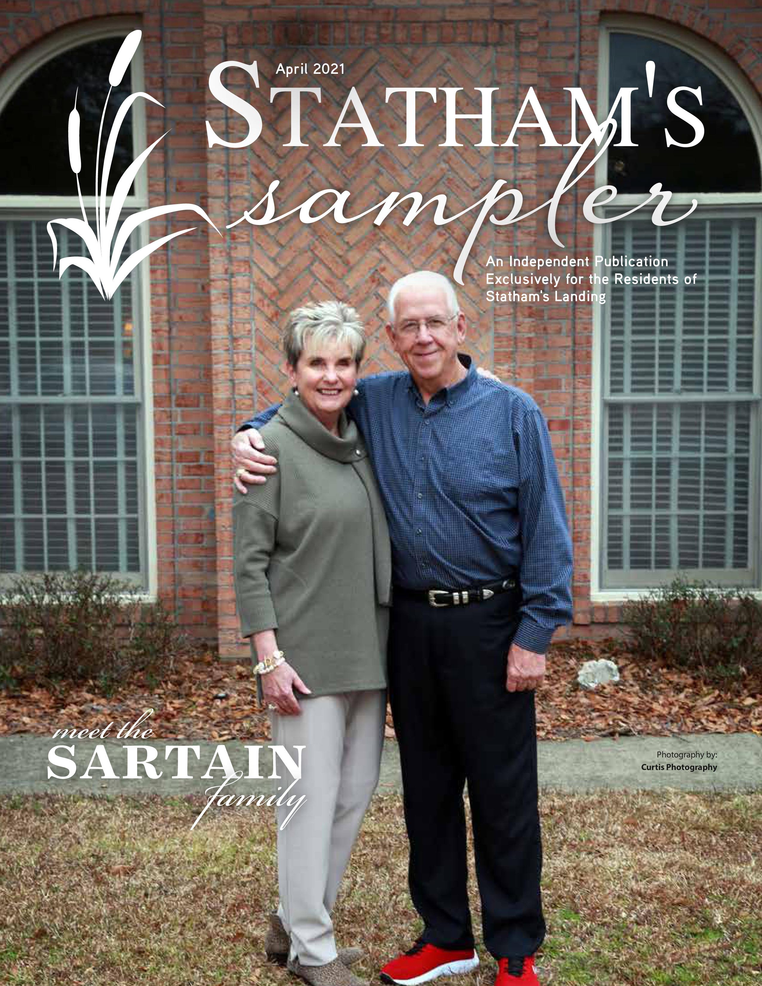 Statham's Sampler 2021-04-01