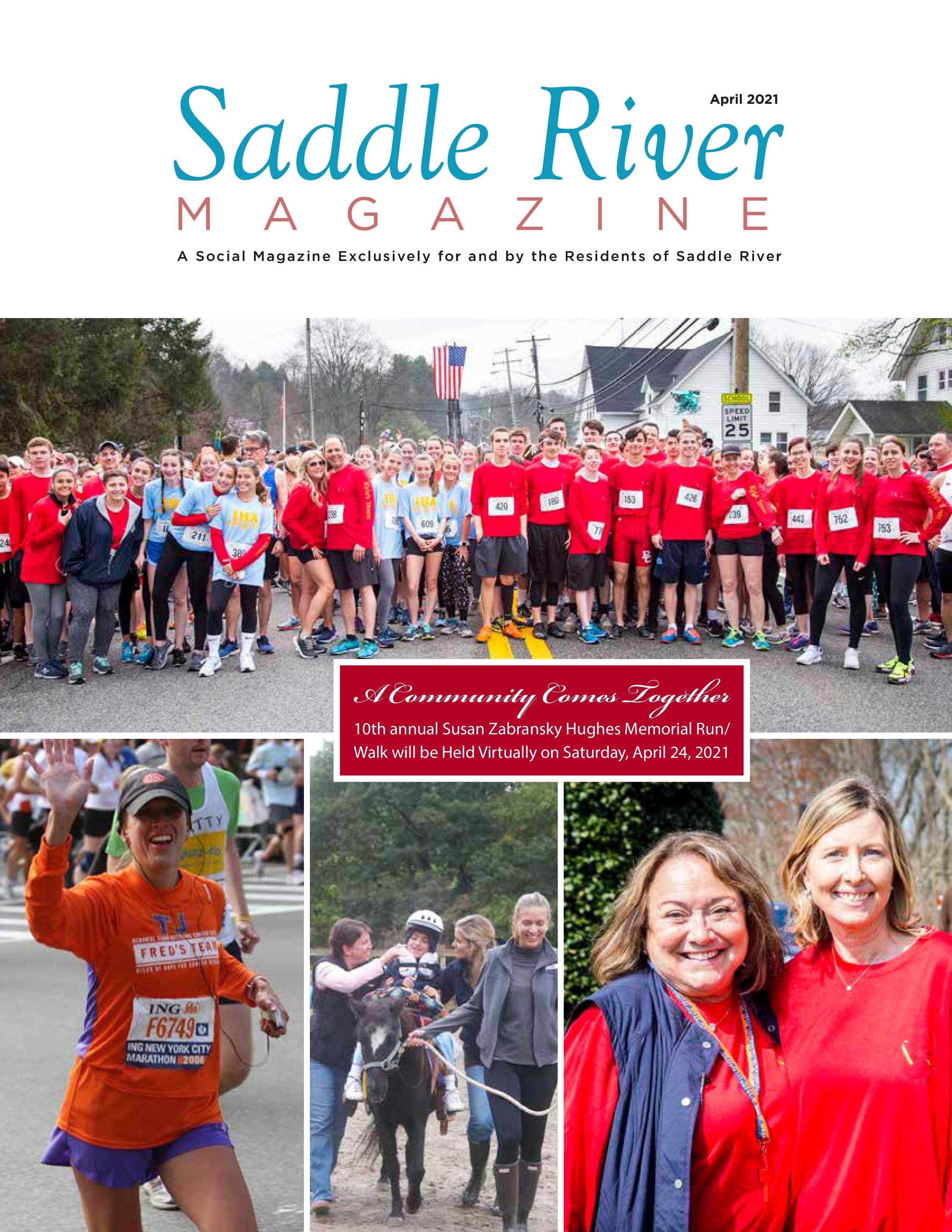 Saddle River Magazine 2021-04-01
