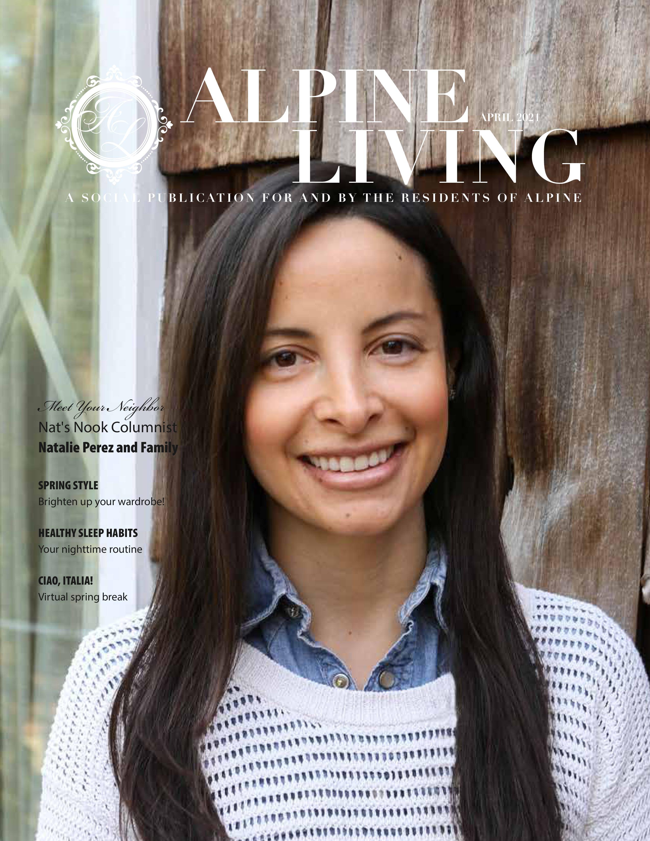 Alpine Living 2021-04-01