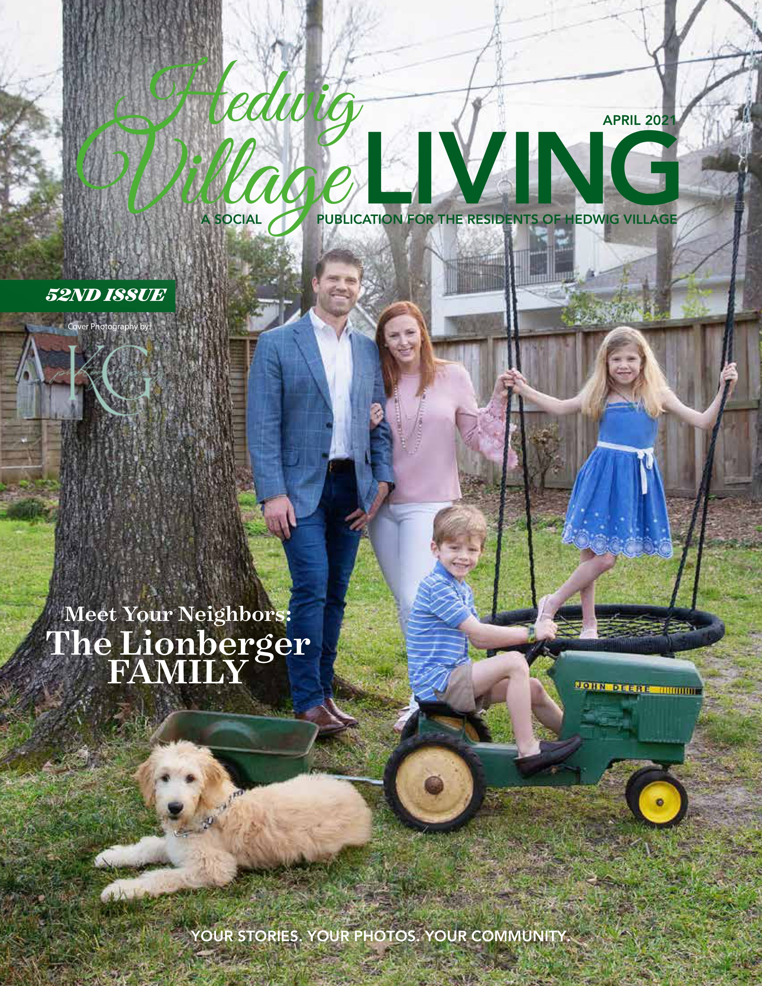 Hedwig Village Living 2021-04-01