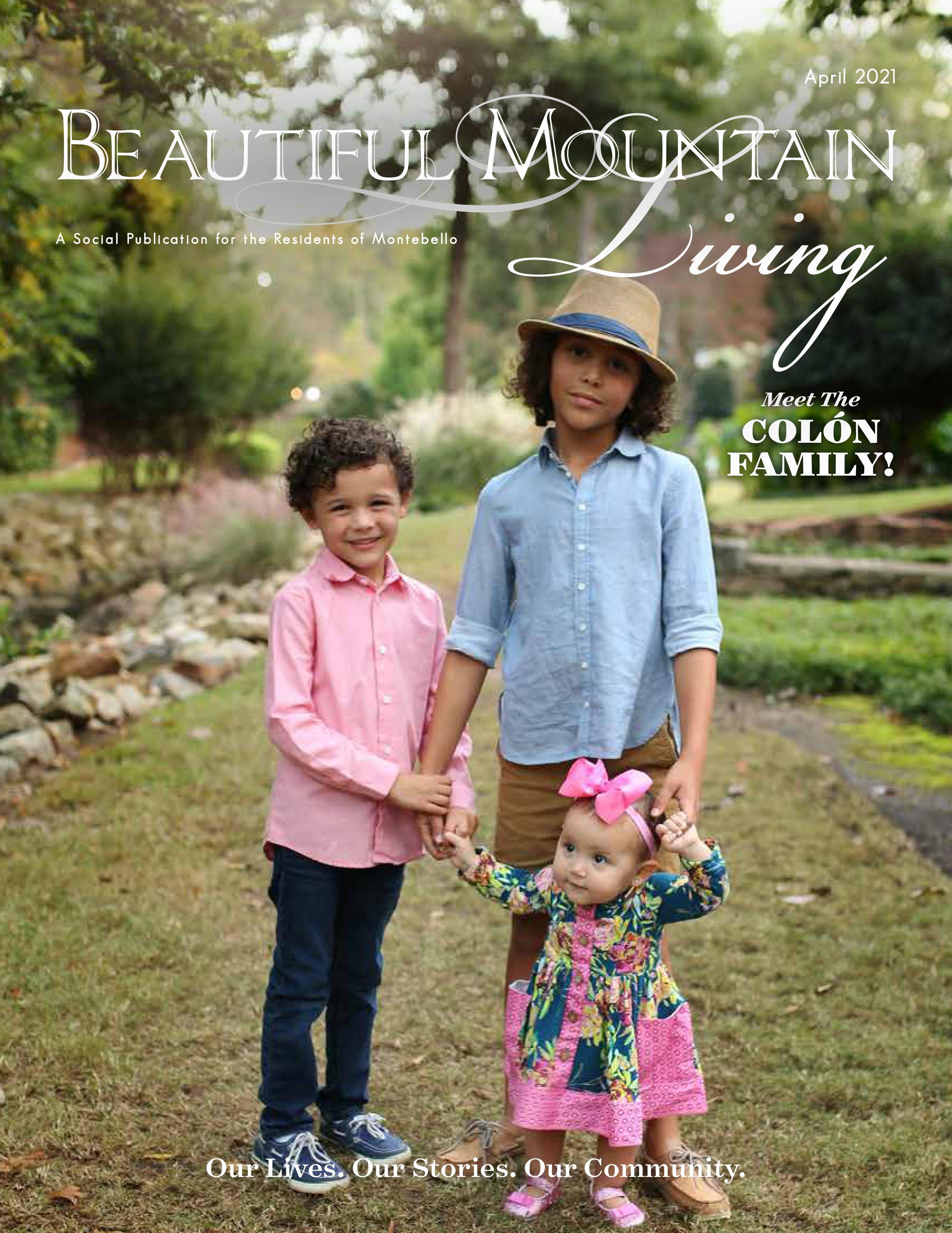 Beautiful Mountain Living 2021-04-01