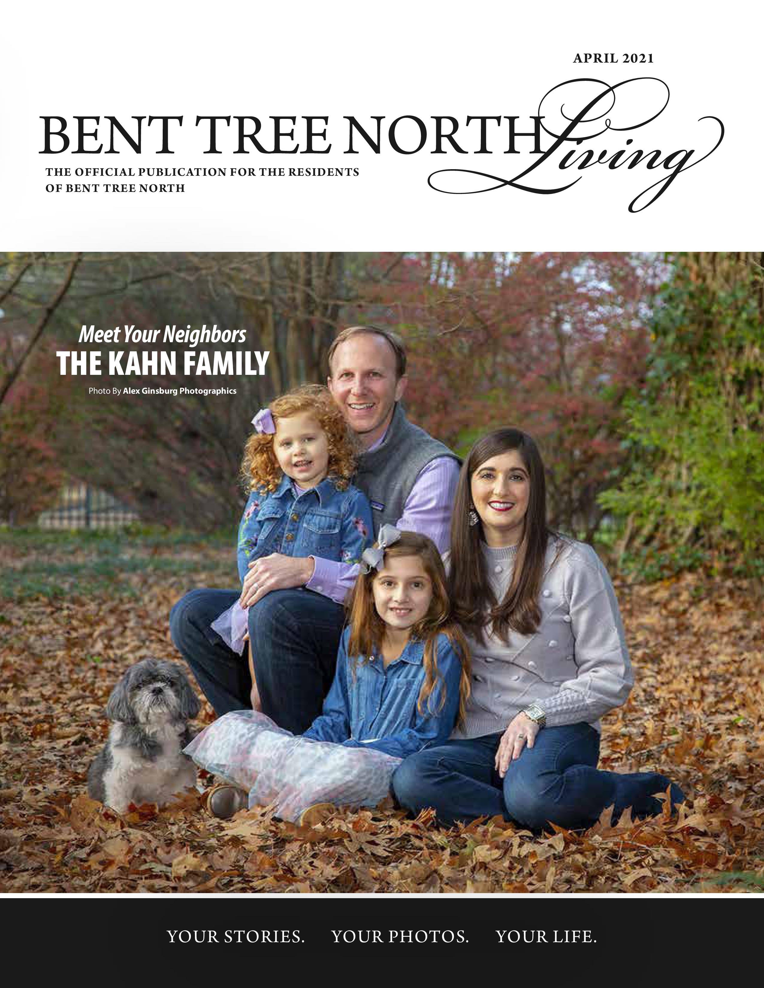 Bent Tree North Living 2021-04-01