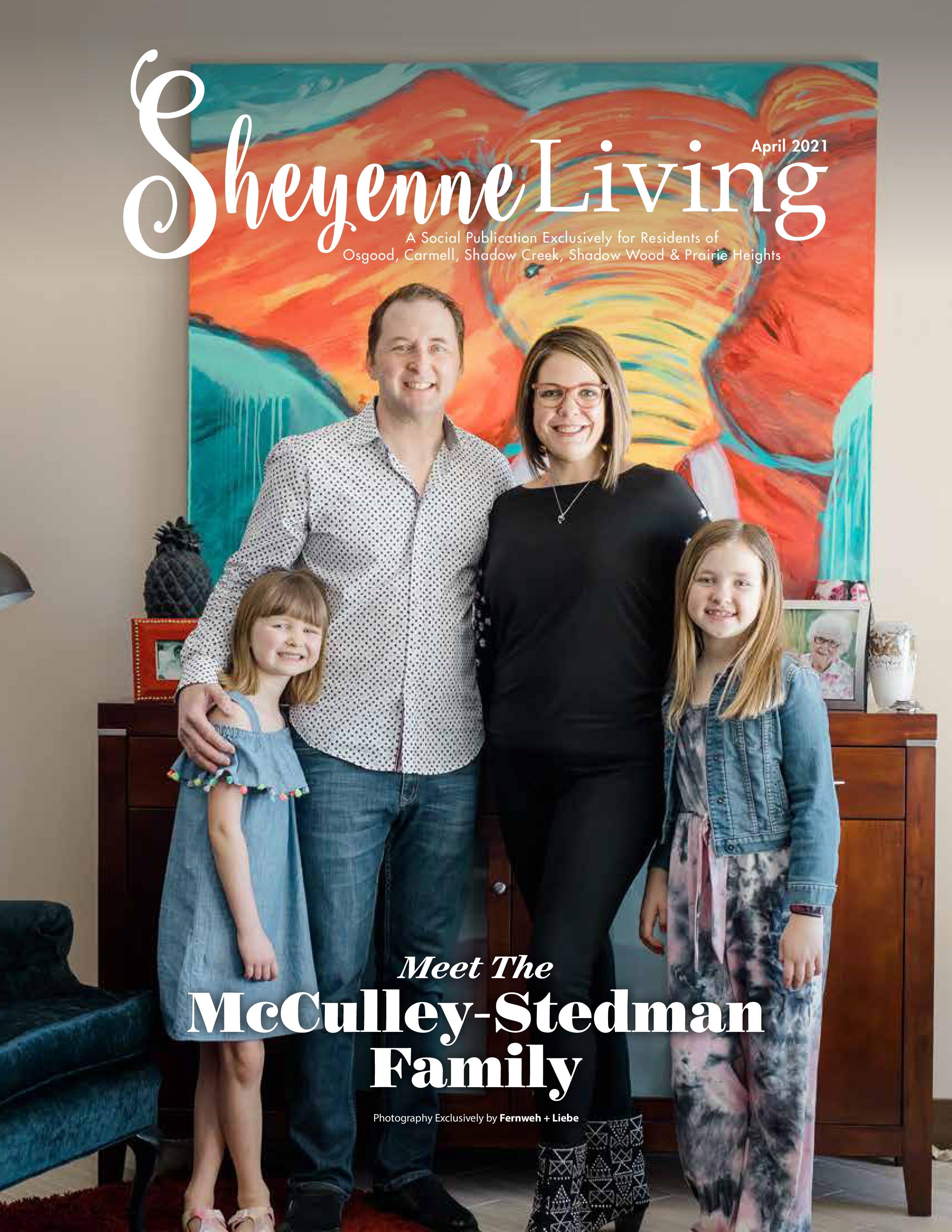 Sheyenne Living 2021-04-01