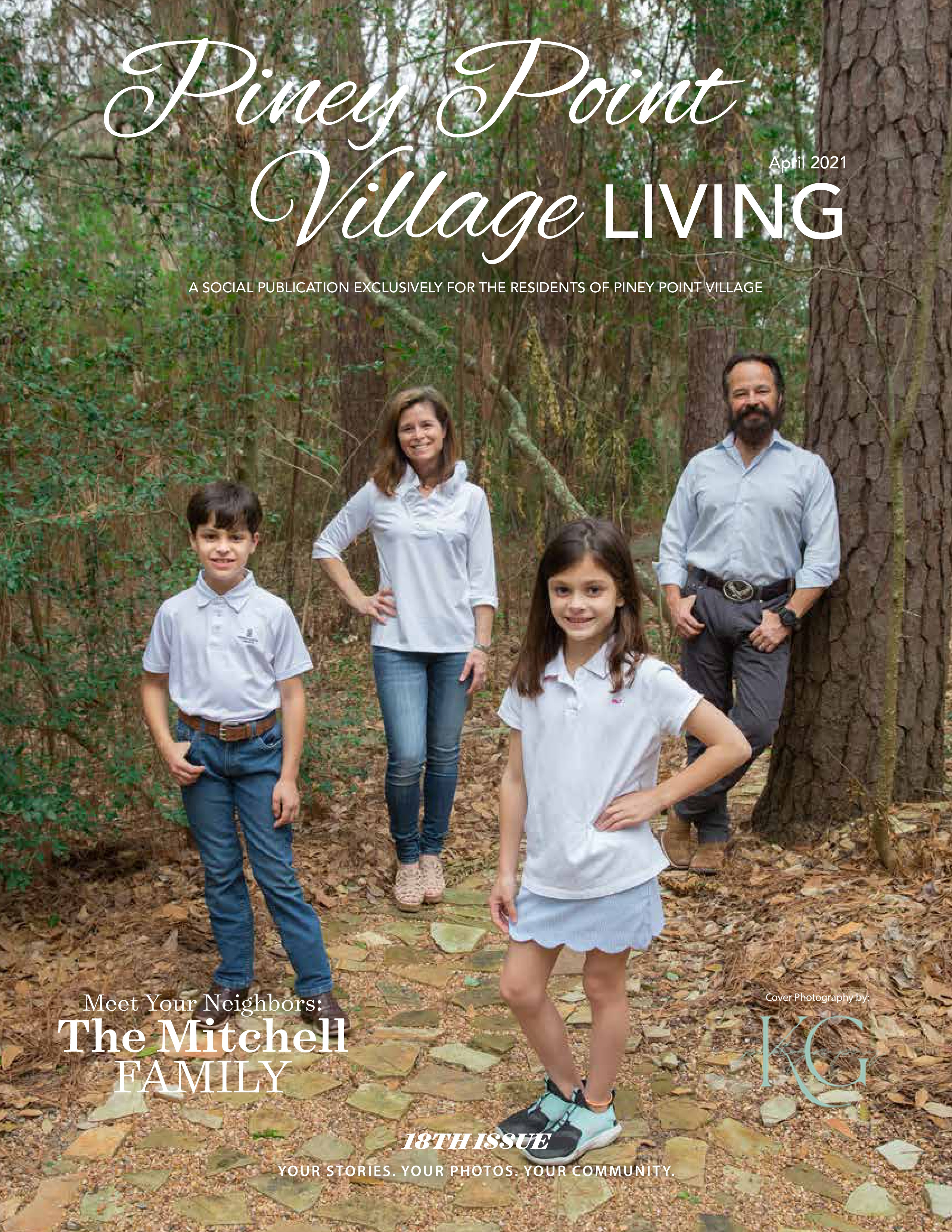 Piney Point Village Living 2021-04-01