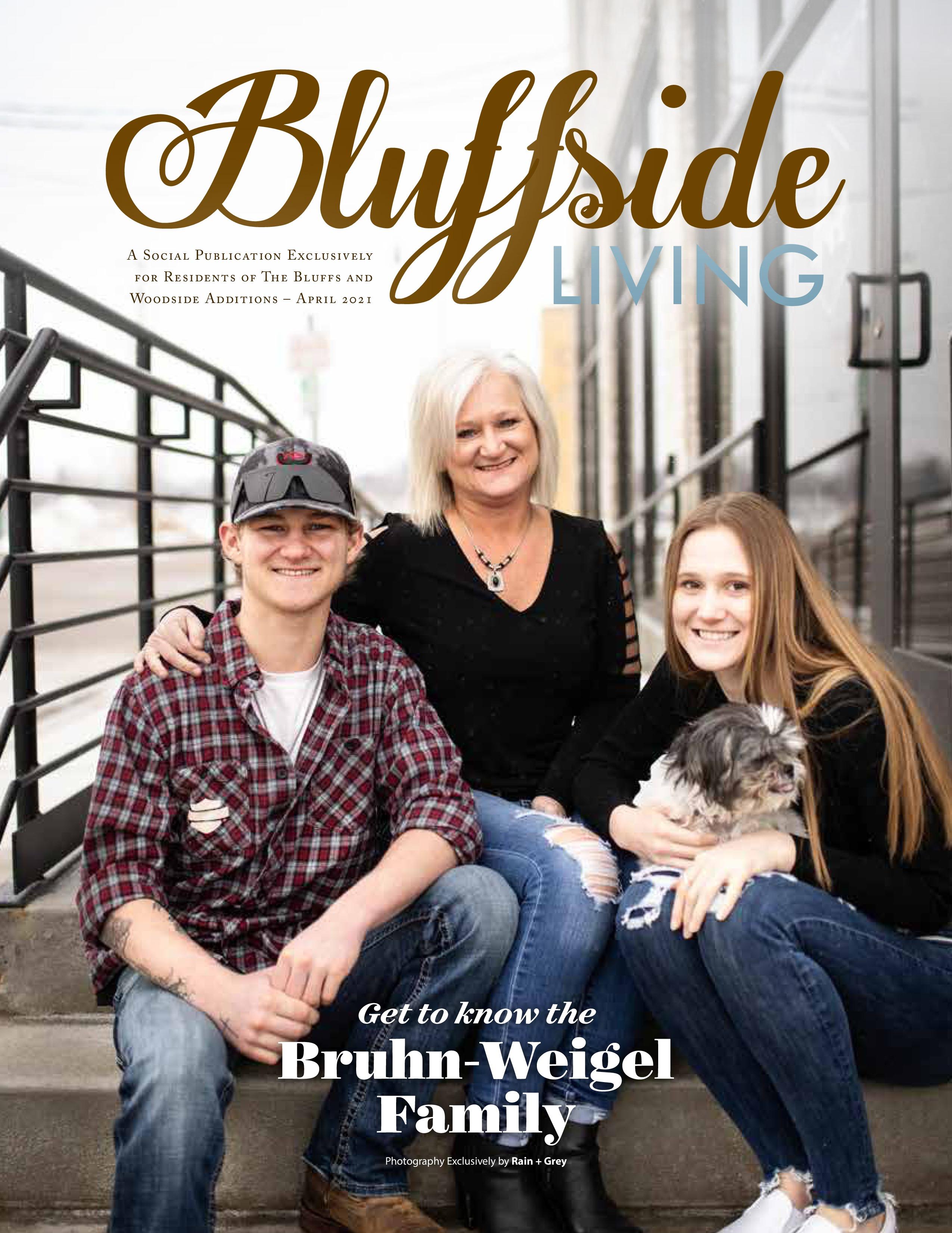 Bluffside Living 2021-04-01