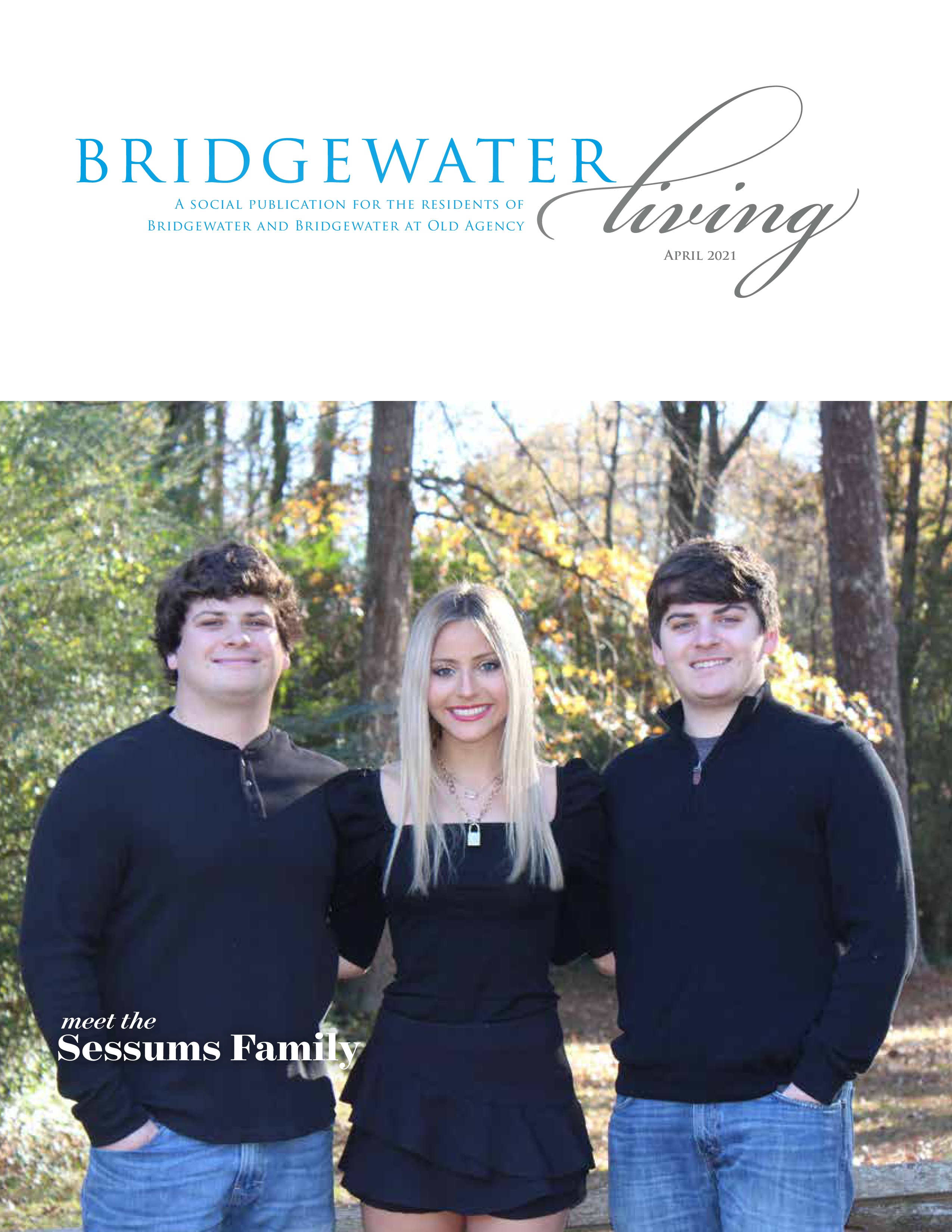 Bridgewater Living 2021-04-01