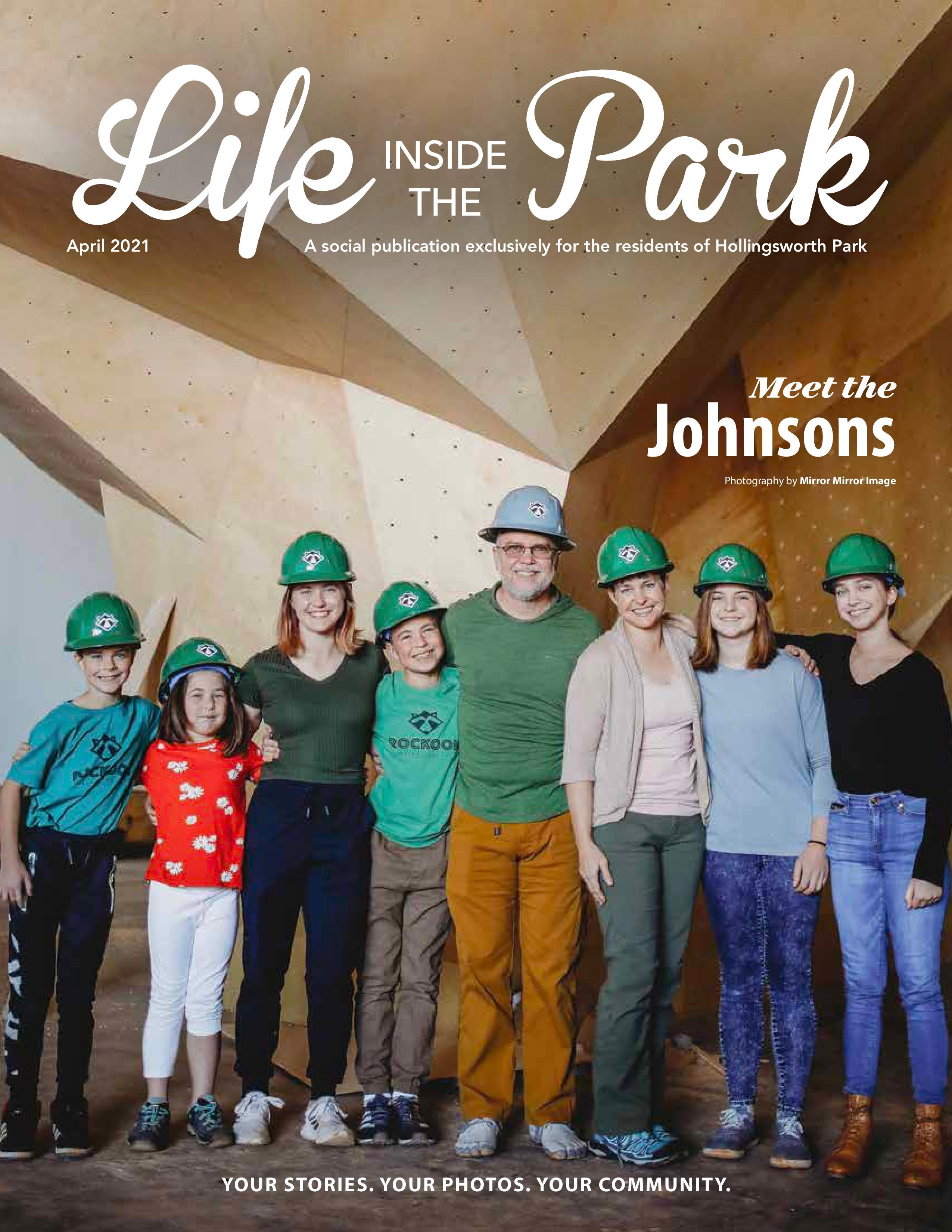 Life Inside the Park 2021-04-01
