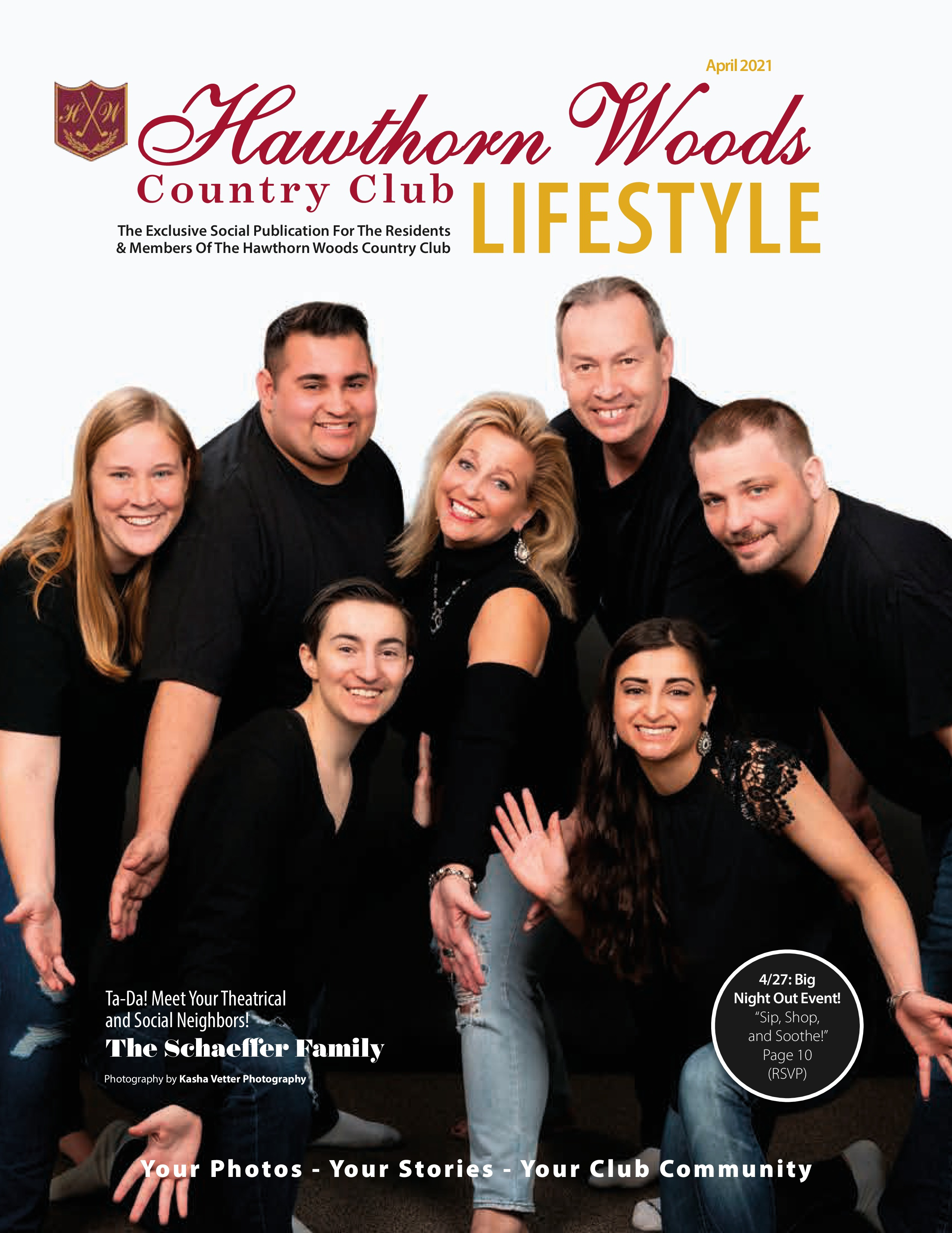 Hawthorn Woods Country Club LIFESTYLE 2021-04-01
