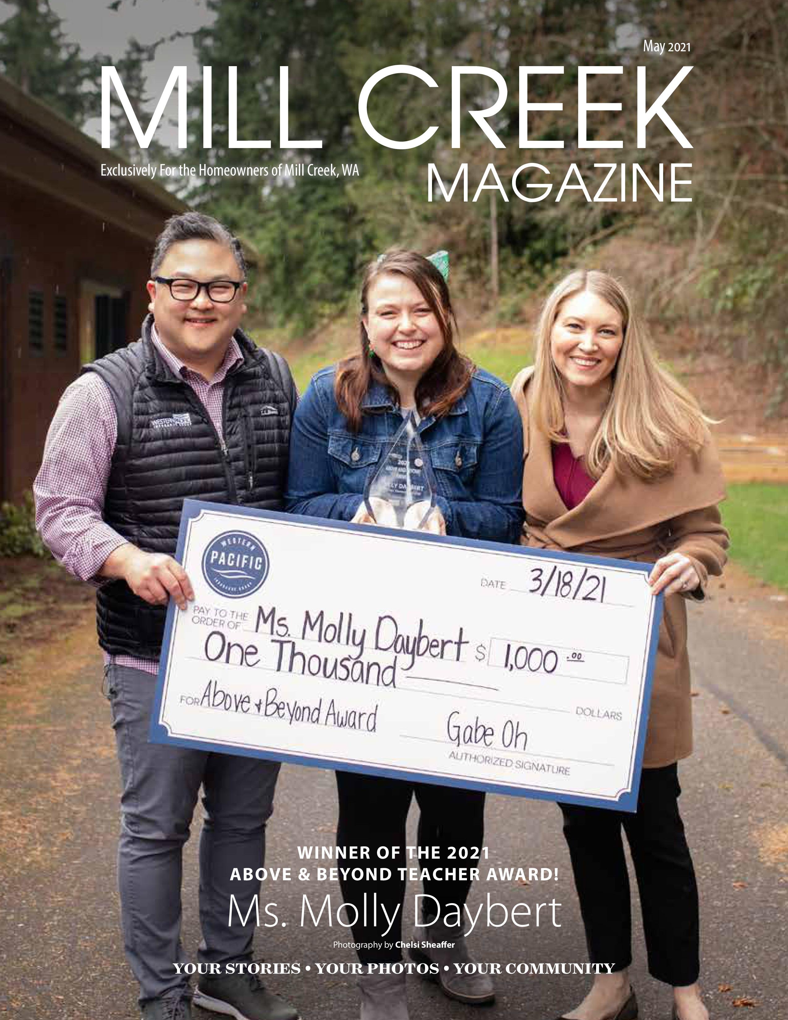 Mill Creek Magazine 2021-05-01