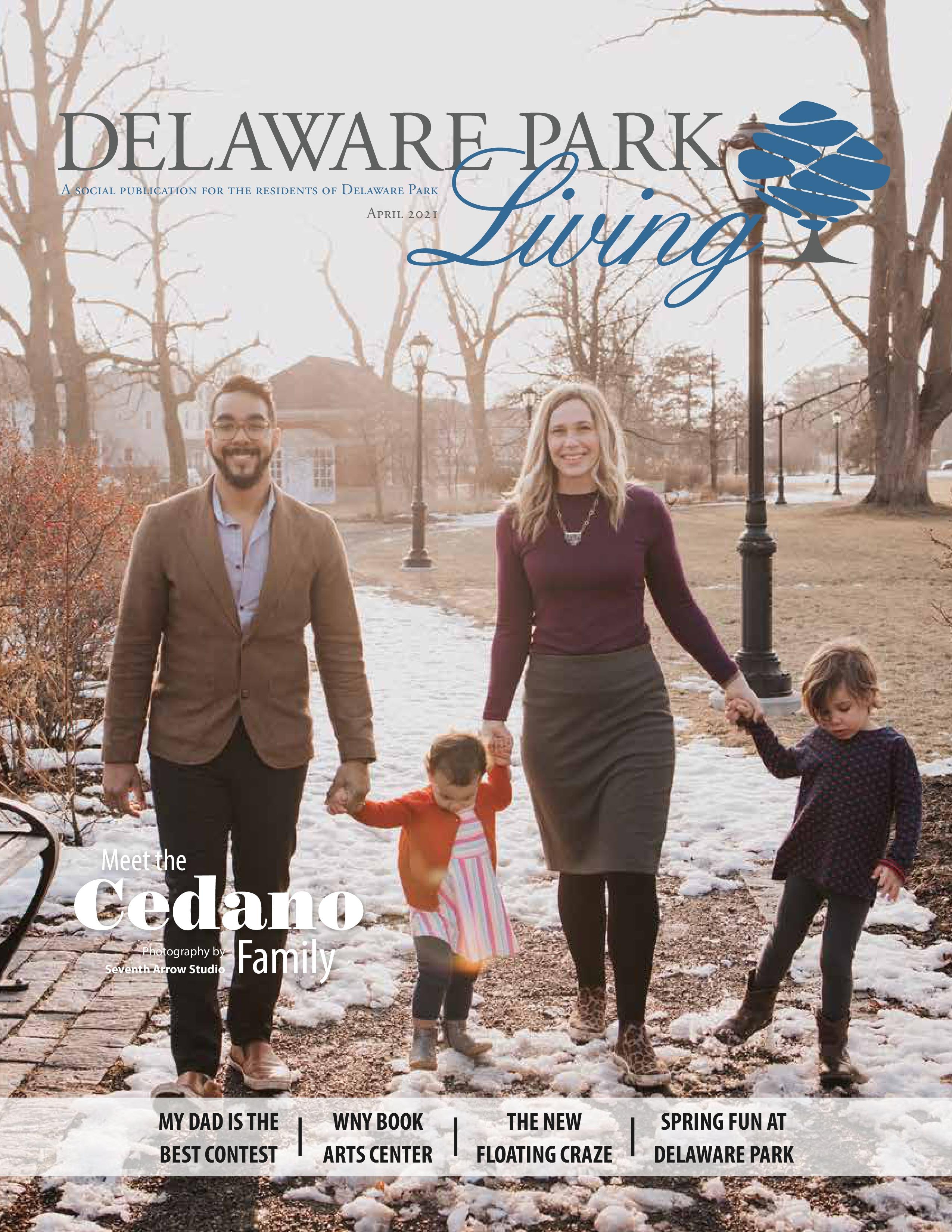 Delaware Park Living 2021-04-01