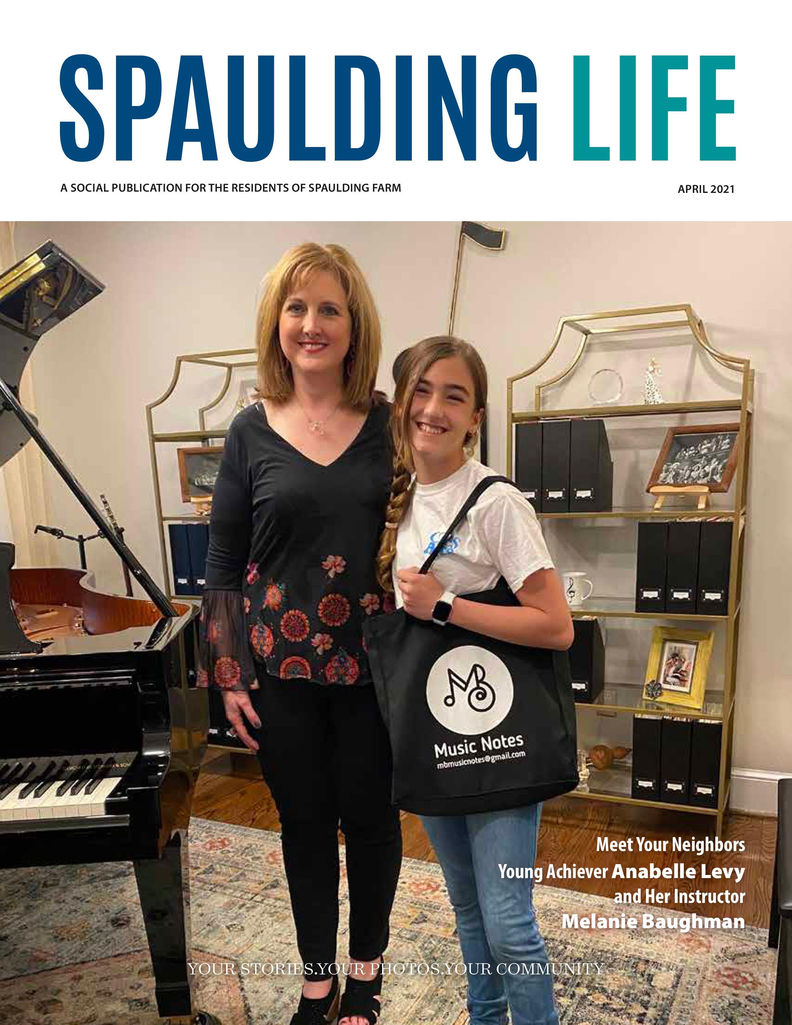 Spaulding Life 2021-04-01