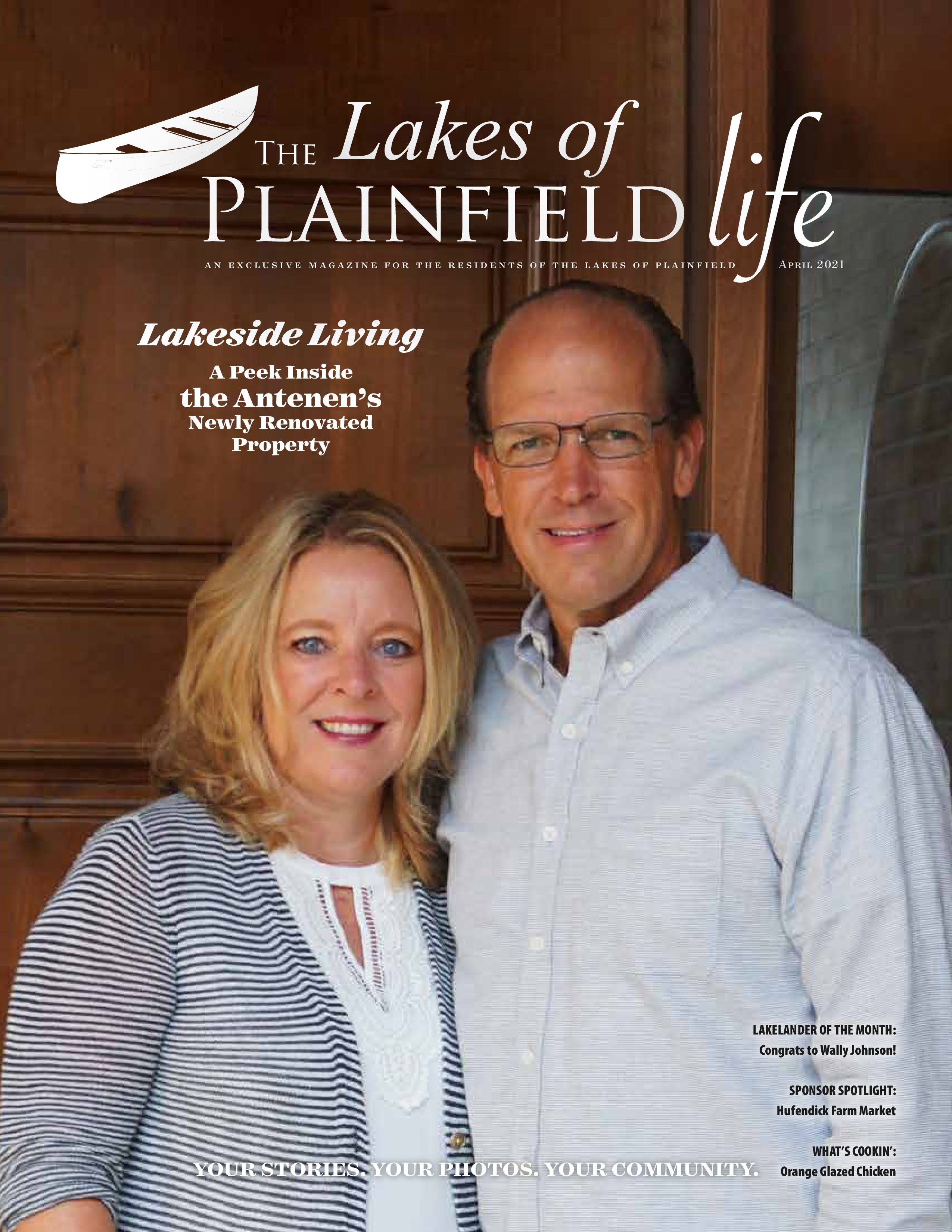 The Lakes of Plainfield Life 2021-04-01