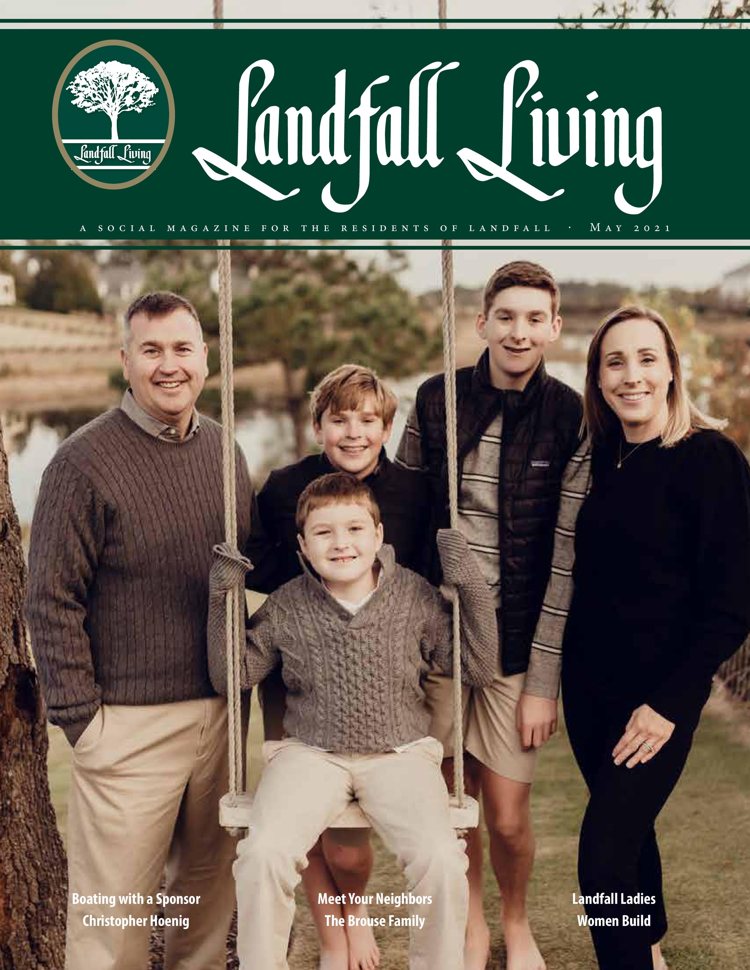 Landfall Living 2021-05-01